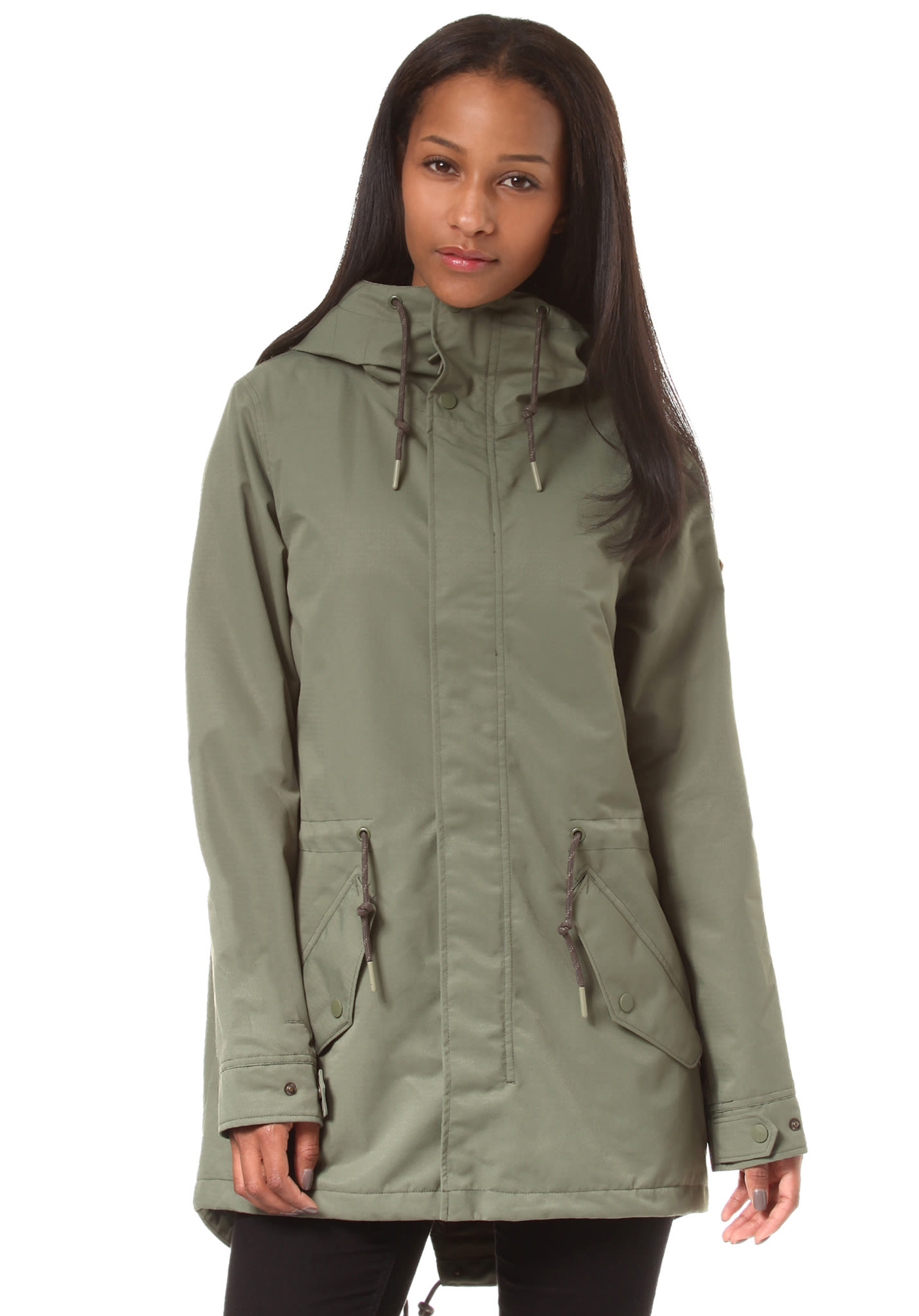 Burton Sadie - Functional Jacket for Women - Green - Planet Sports 0774c84495