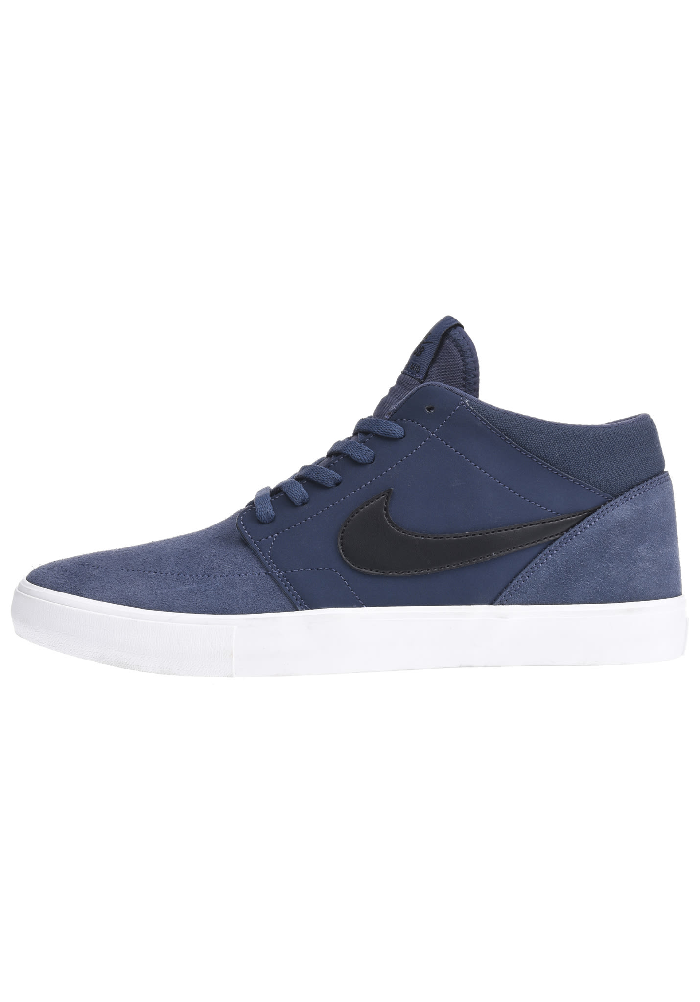 329c220fc094 NIKE SB Portmore II Solar Mid - Sneakers for Men - Blue - Planet Sports