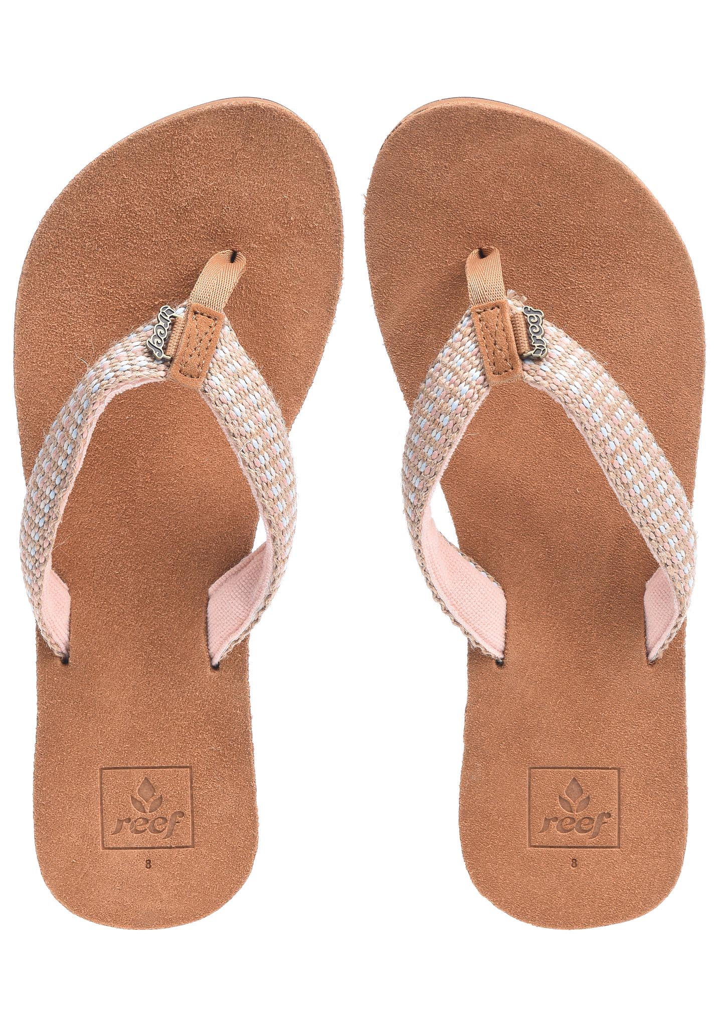 8721bb85a483 Reef Gypsylove - Sandals for Women - Beige - Planet Sports