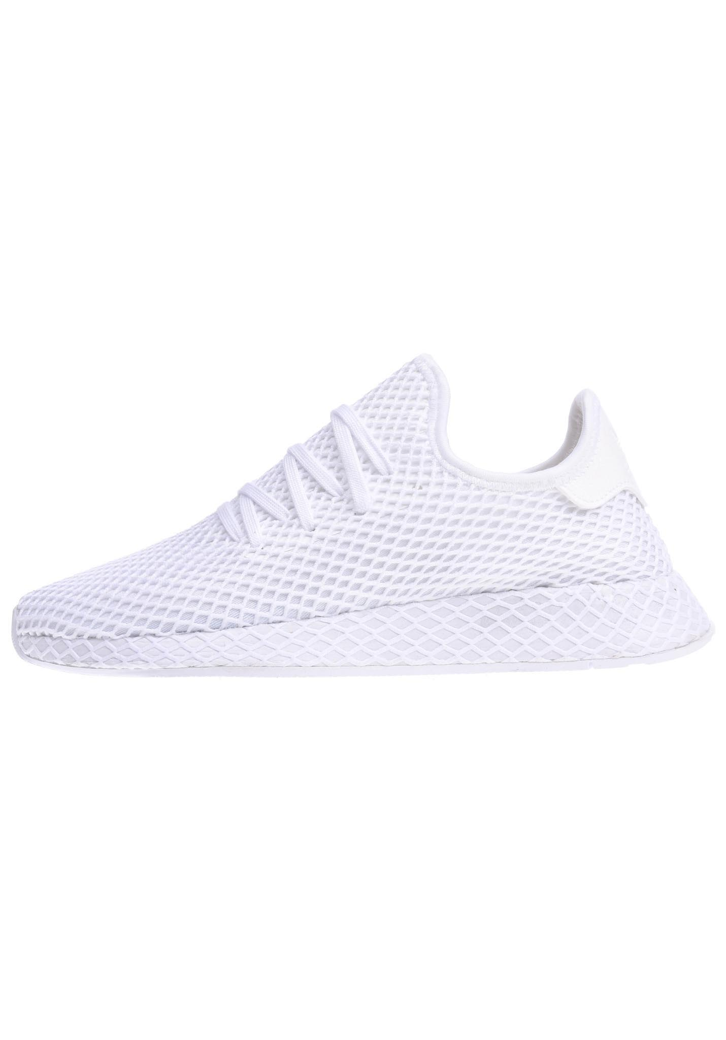 promo code 4db58 2c0d7 ADIDAS ORIGINALS Deerupt Runner - Sneakers for Men - White - Planet Sports