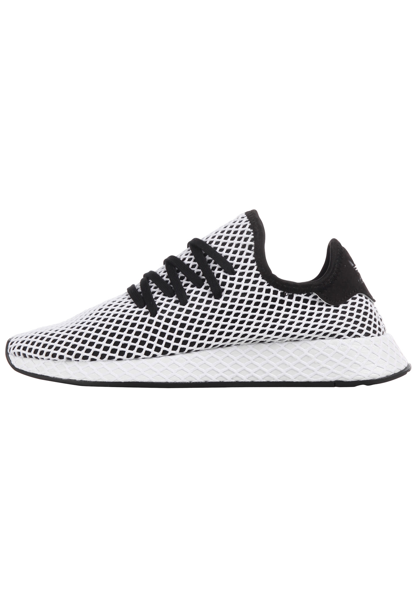 check out 4ea21 16e84 ADIDAS ORIGINALS Deerupt Runner - Sneakers for Men - Black - Planet Sports