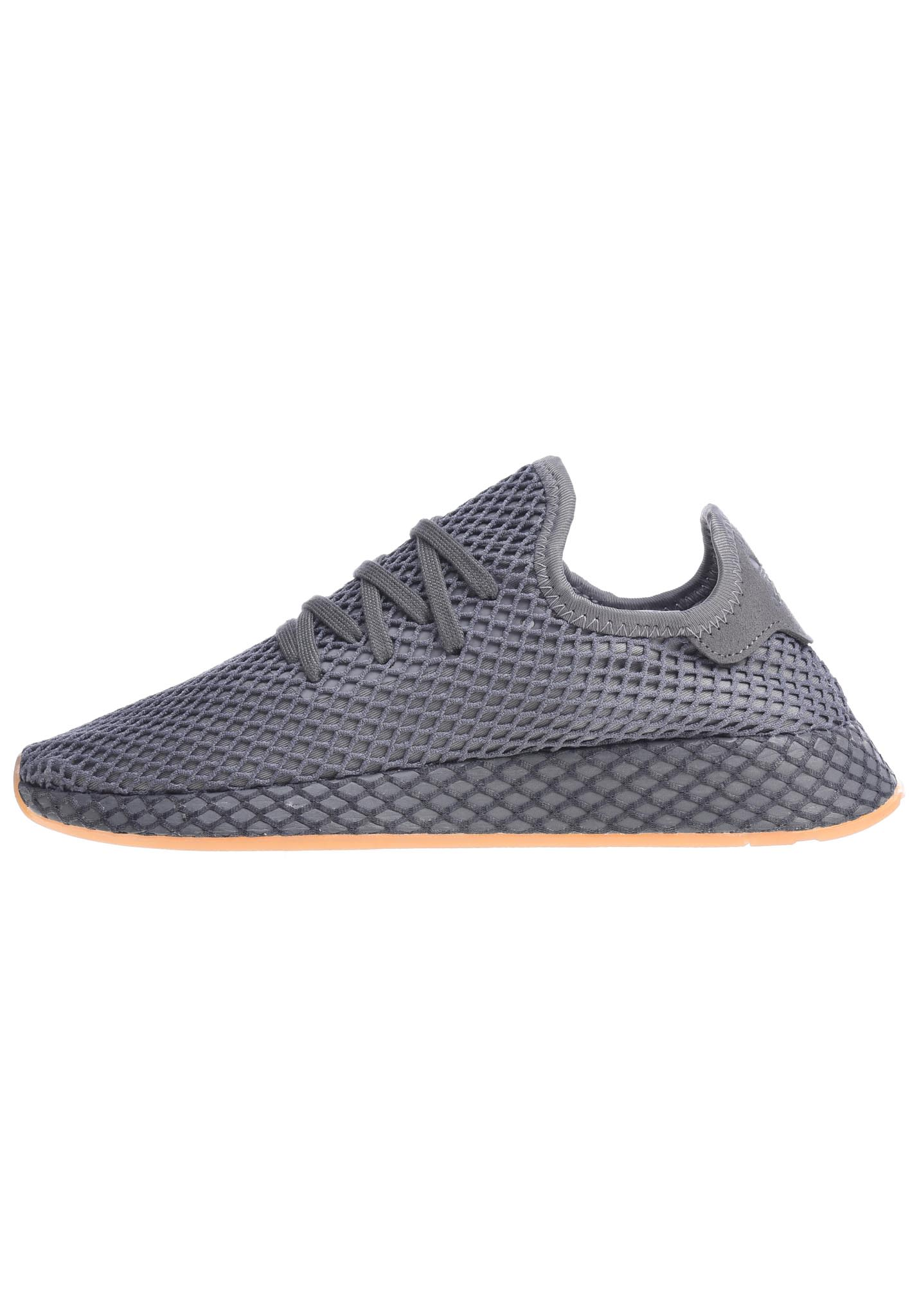 finest selection 38d6c 91dac ADIDAS ORIGINALS Deerupt Runner - Sneakers for Men - Grey - Planet Sports