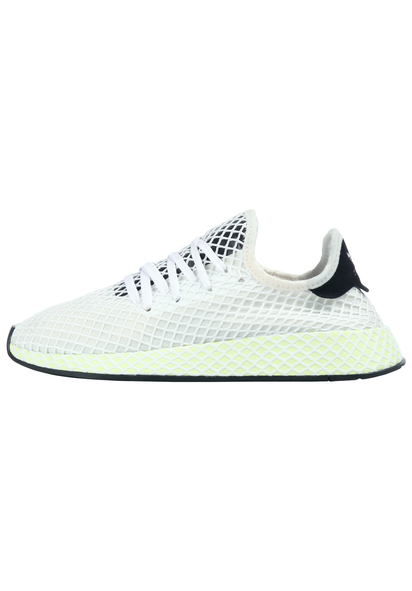ADIDAS ORIGINALS Deerupt Runner Sneakers Wit