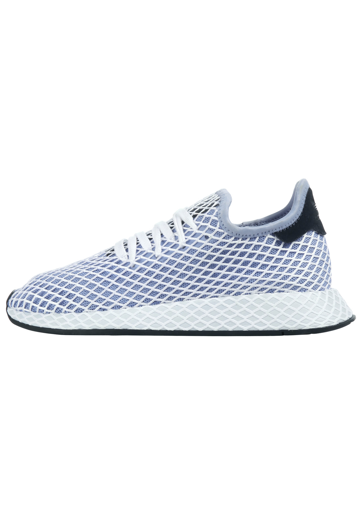 3237ecfb2fa147 adidas Originals Deerupt Runner - Sneaker für Damen - Blau - Planet Sports