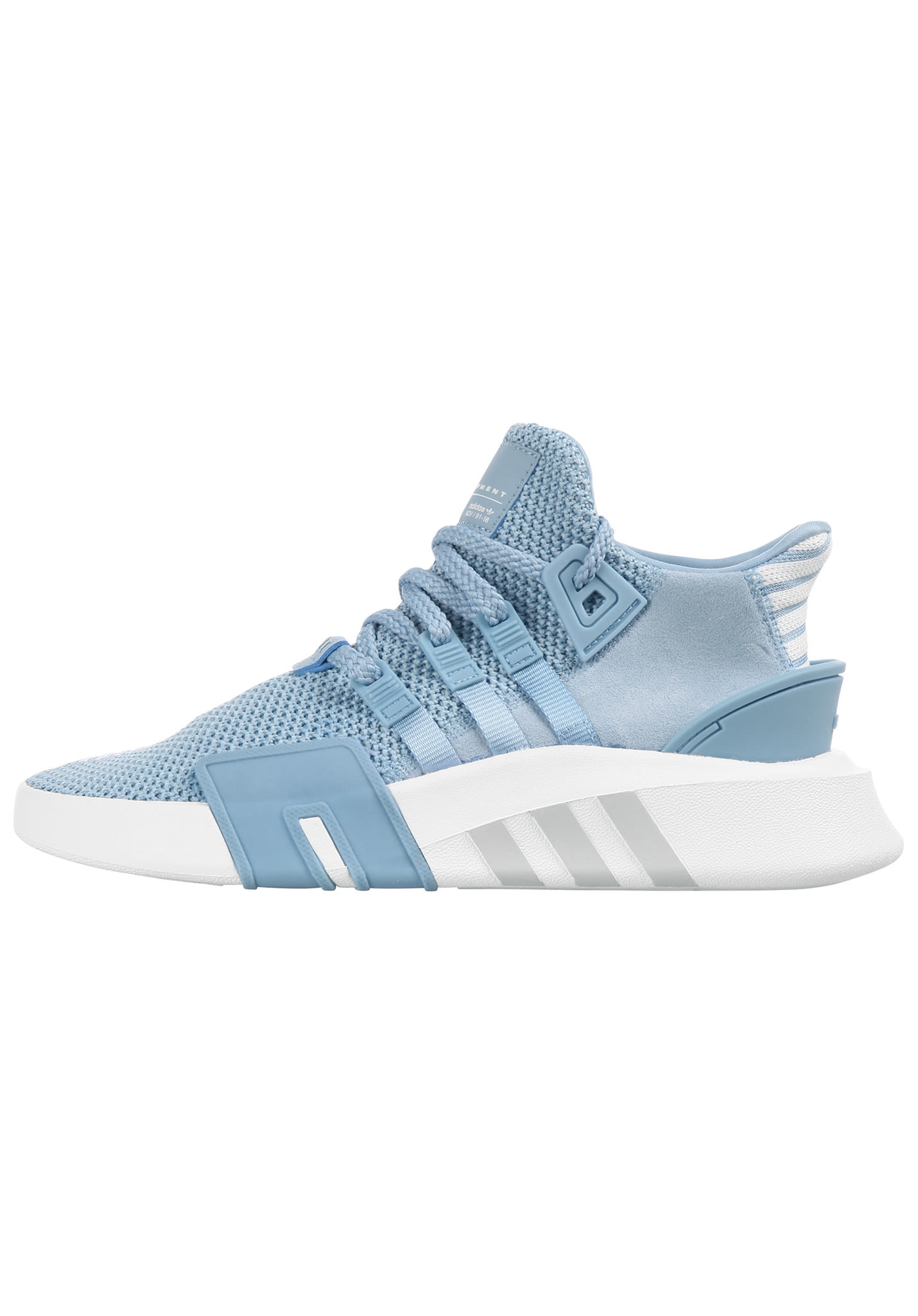 ADIDAS ORIGINALS Eqt Bask Adv - Sneakers for Women - Blue - Planet Sports 85b0074846
