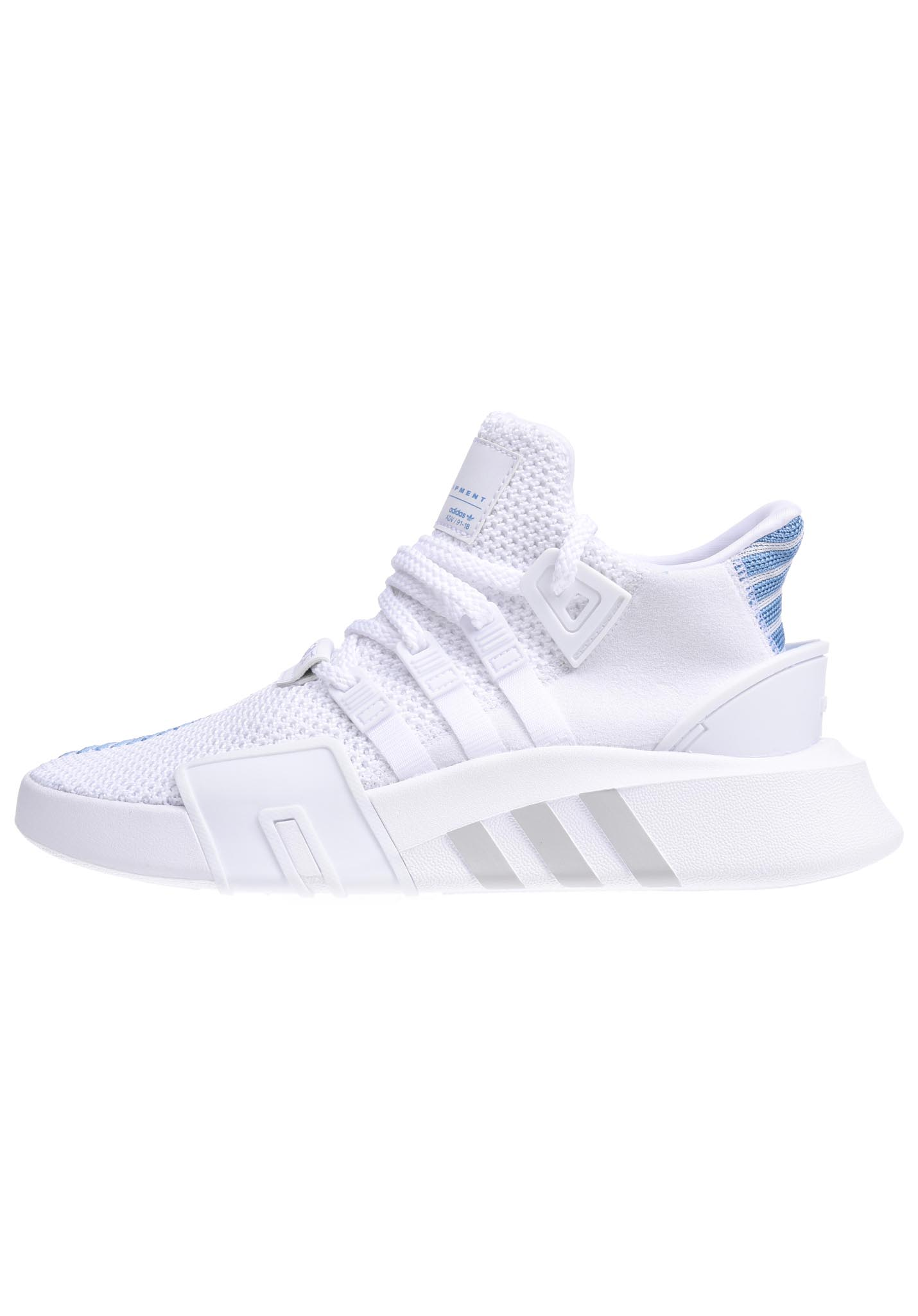 size 40 d5b2f 58872 ADIDAS ORIGINALS Eqt Bask Adv - Sneakers for Women - White - Planet Sports