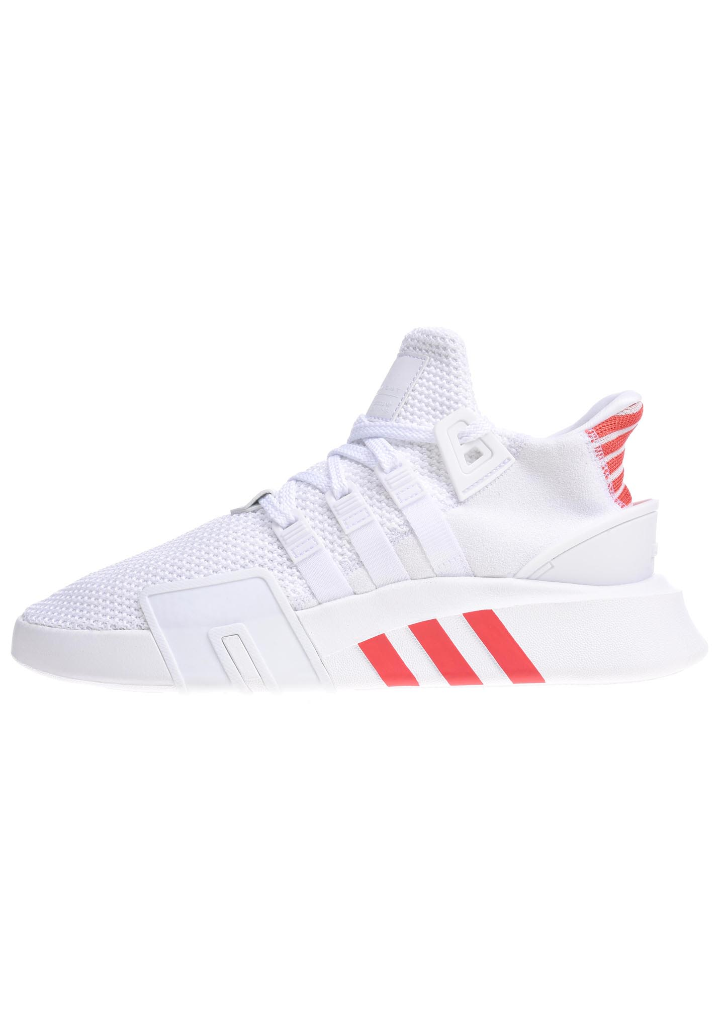 3b97562cd20c4 ADIDAS ORIGINALS Eqt Bask Adv - Baskets pour Homme - Blanc - Planet Sports
