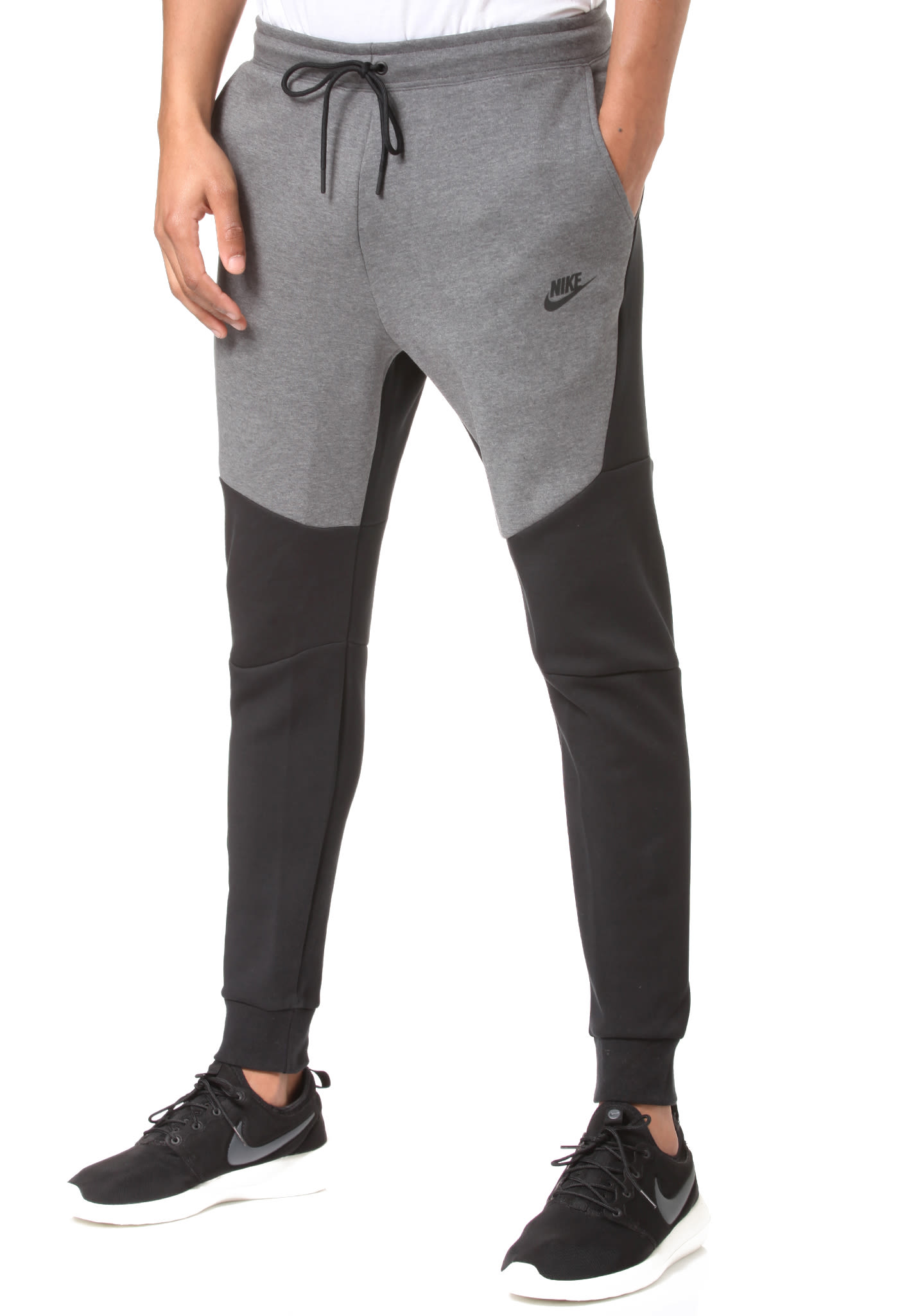 eb0263d1b95d7c NIKE SPORTSWEAR Tech Fleece - Trainingshose für Herren - Schwarz - Planet  Sports