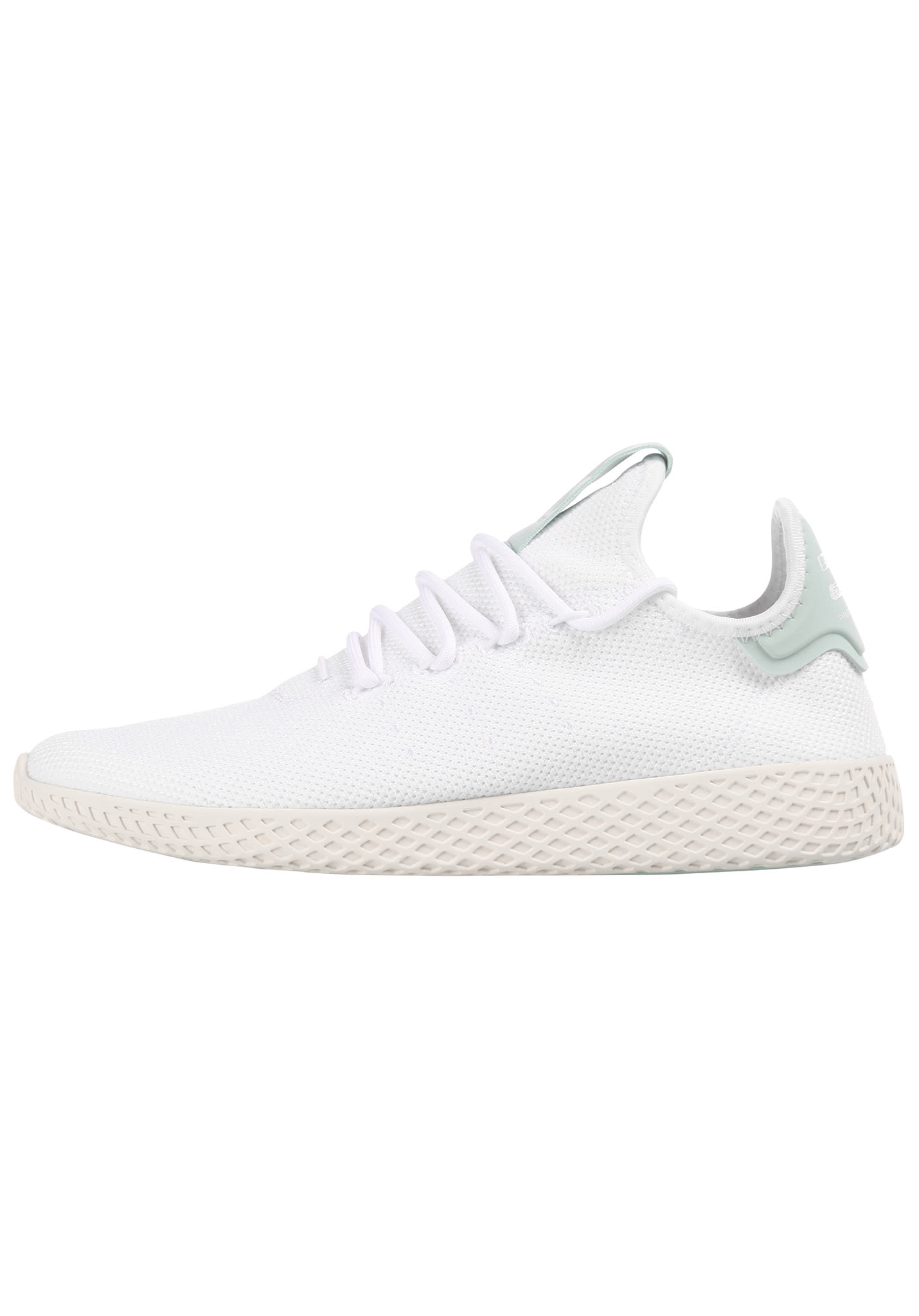 9abd2fb18 ADIDAS ORIGINALS Pharrell Williams Tennis Hu - Sneakers for Men - White -  Planet Sports