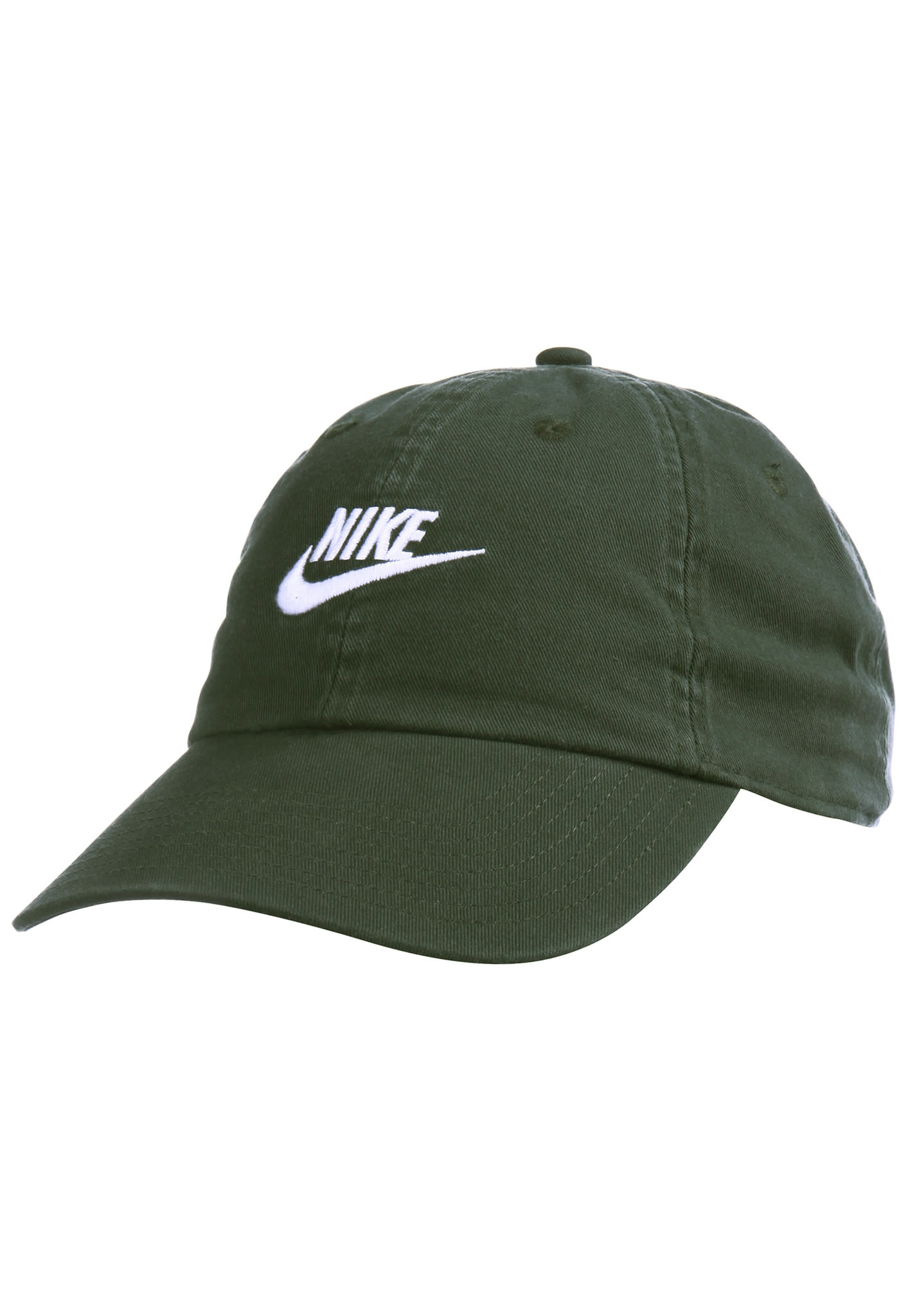 NIKE SPORTSWEAR H86 Futura Washed - Cap - Green - Planet Sports 58f76e06f74a