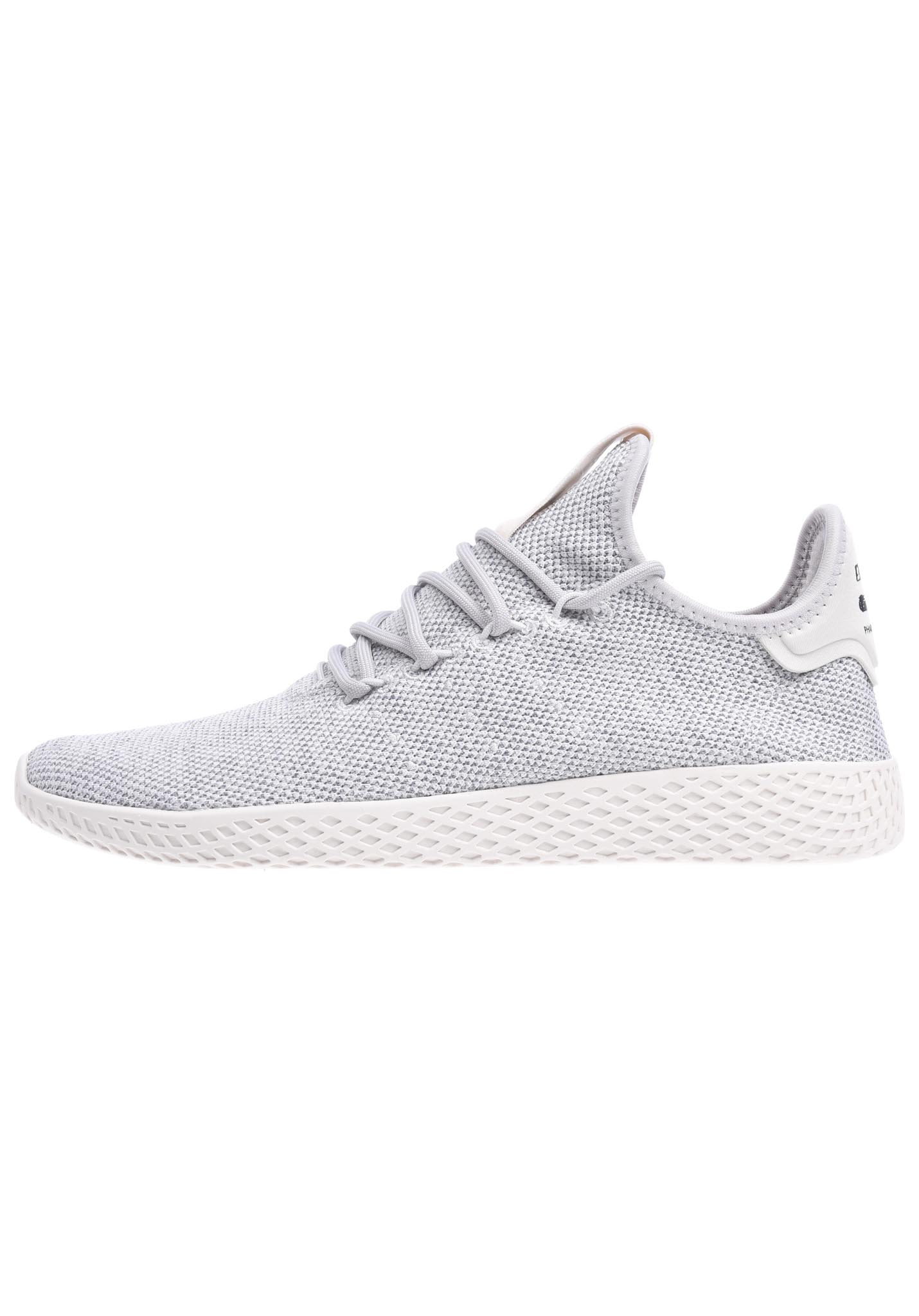 1faa8476332 ADIDAS ORIGINALS Pharrell Williams Tennis Hu - Sneakers voor Heren - Grijs  - Planet Sports