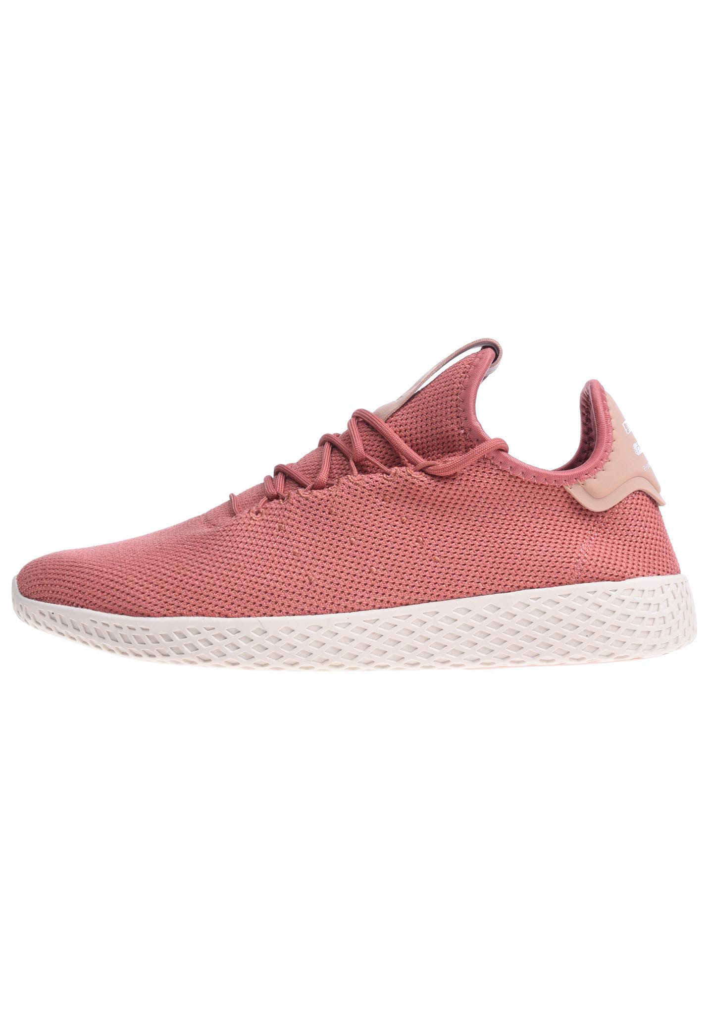 ed938f979 ADIDAS ORIGINALS Pharrell Williams Tennis Hu - Sneakers for Women - Pink -  Planet Sports