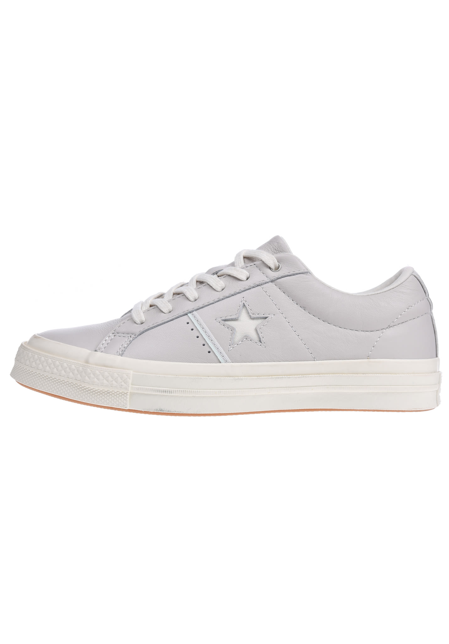 Converse One Star OX - Sneakers - Grey - Planet Sports 521ec2d5c
