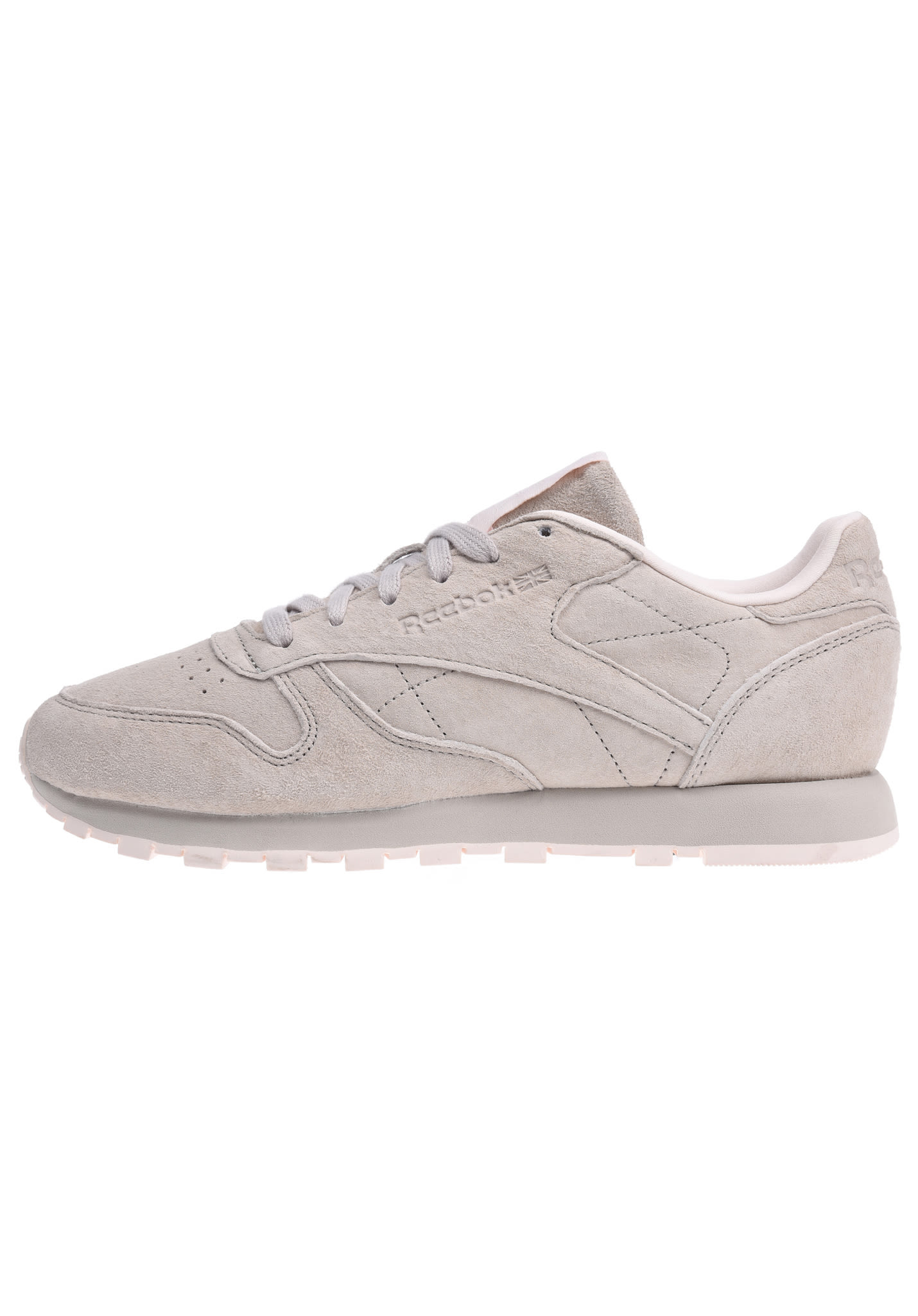 reebok classic grise suede