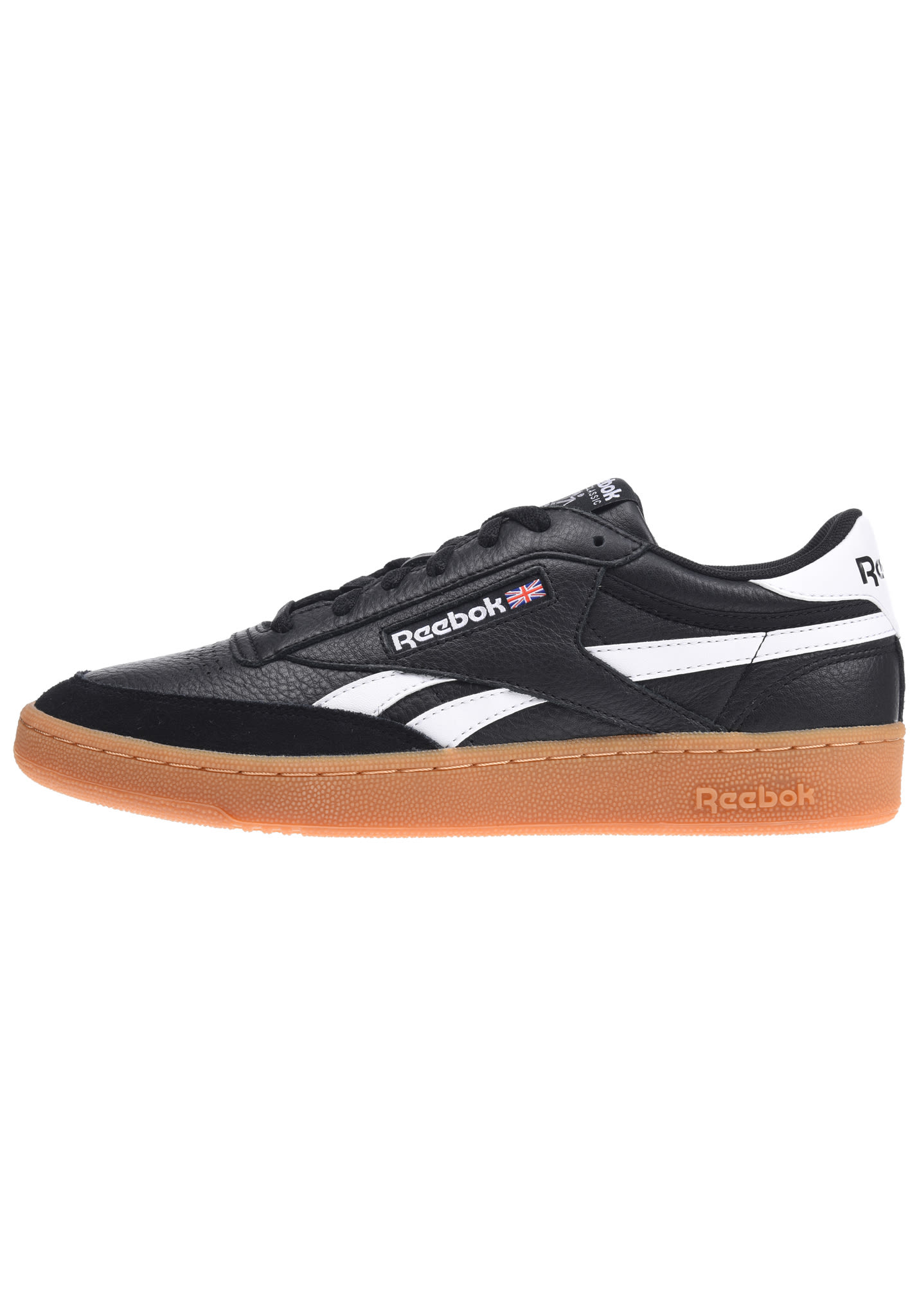 info for 2ad97 f13f0 Reebok Revenge Plus Gum - Sneakers for Men - Black