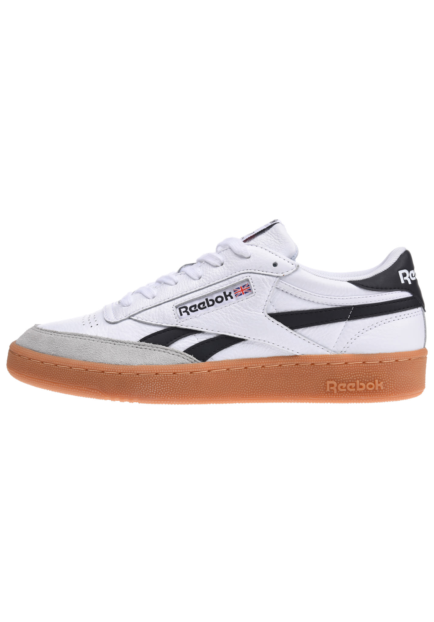 0a06c5061f4 Reebok Revenge Plus Gum - Sneakers for Men - White - Planet Sports
