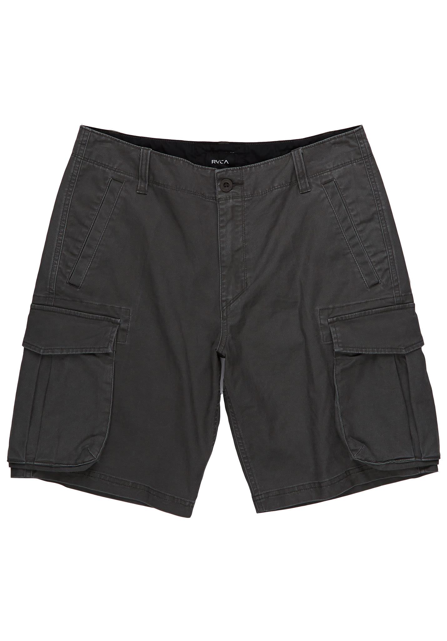 8d351f3403 RVCA Wannabe - Cargo Shorts for Men - Grey - Planet Sports