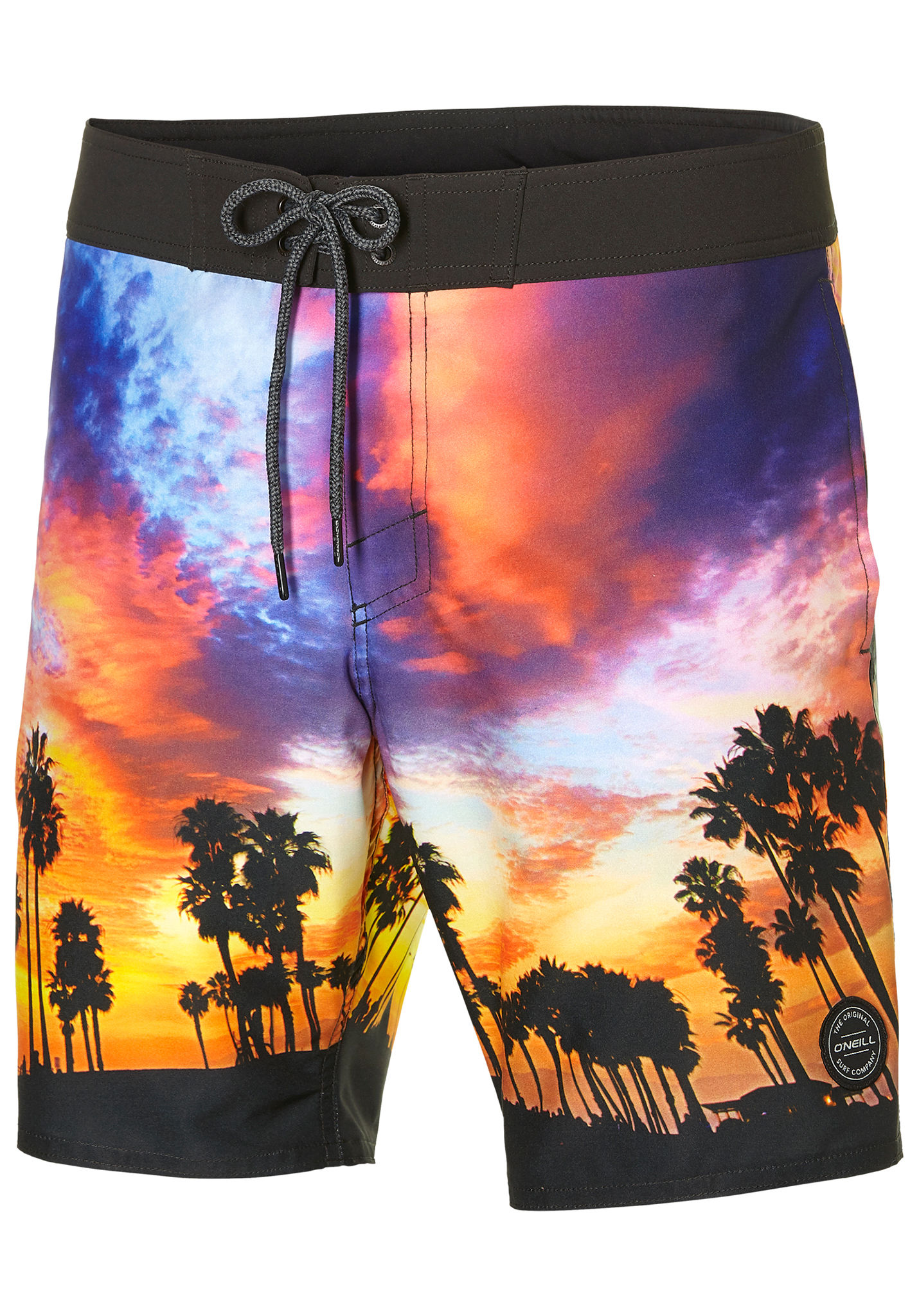797de26ab4b O'Neill Mid Freak Photo - Boardshorts for Men - Red - Planet Sports