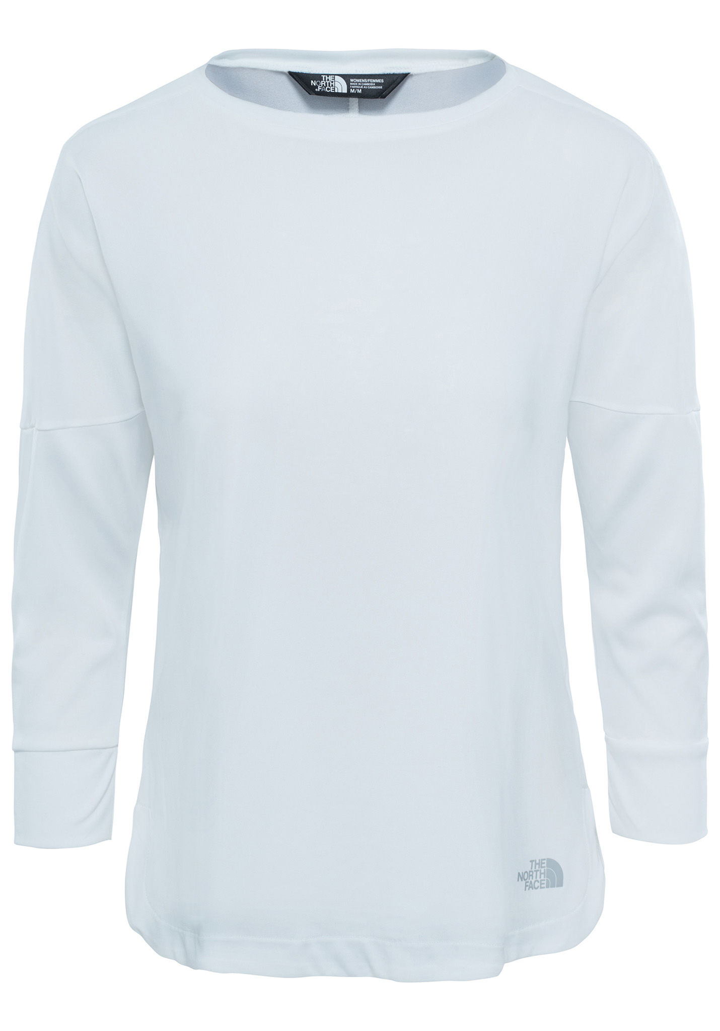 b08369e3e6ca9 THE NORTH FACE Inlux 3 4 - Long-sleeved Shirt for Women - White - Planet  Sports