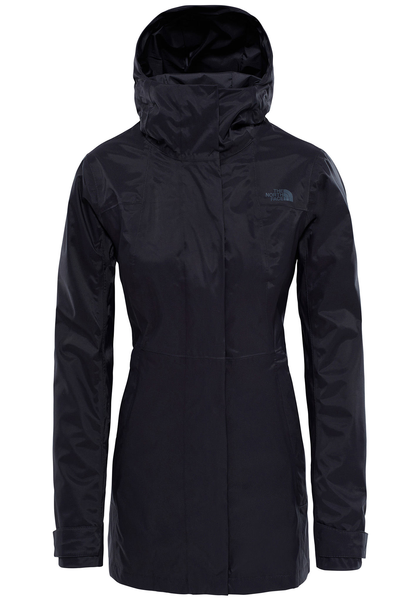 f524ec6d81 THE NORTH FACE City Midi Trench - Coat for Women - Black - Planet Sports