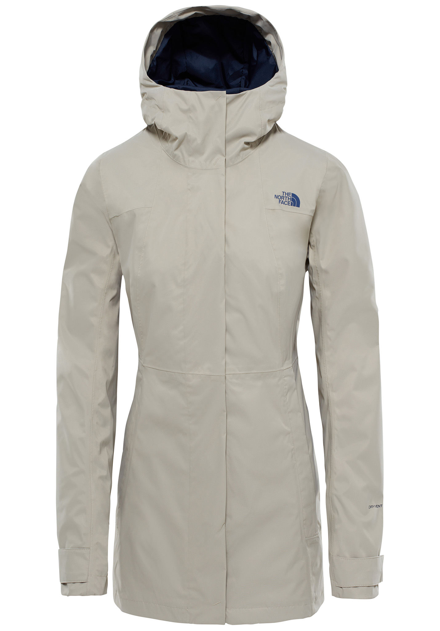 4192ddf827 THE NORTH FACE City Midi Trench - Coat for Women - Beige - Planet Sports