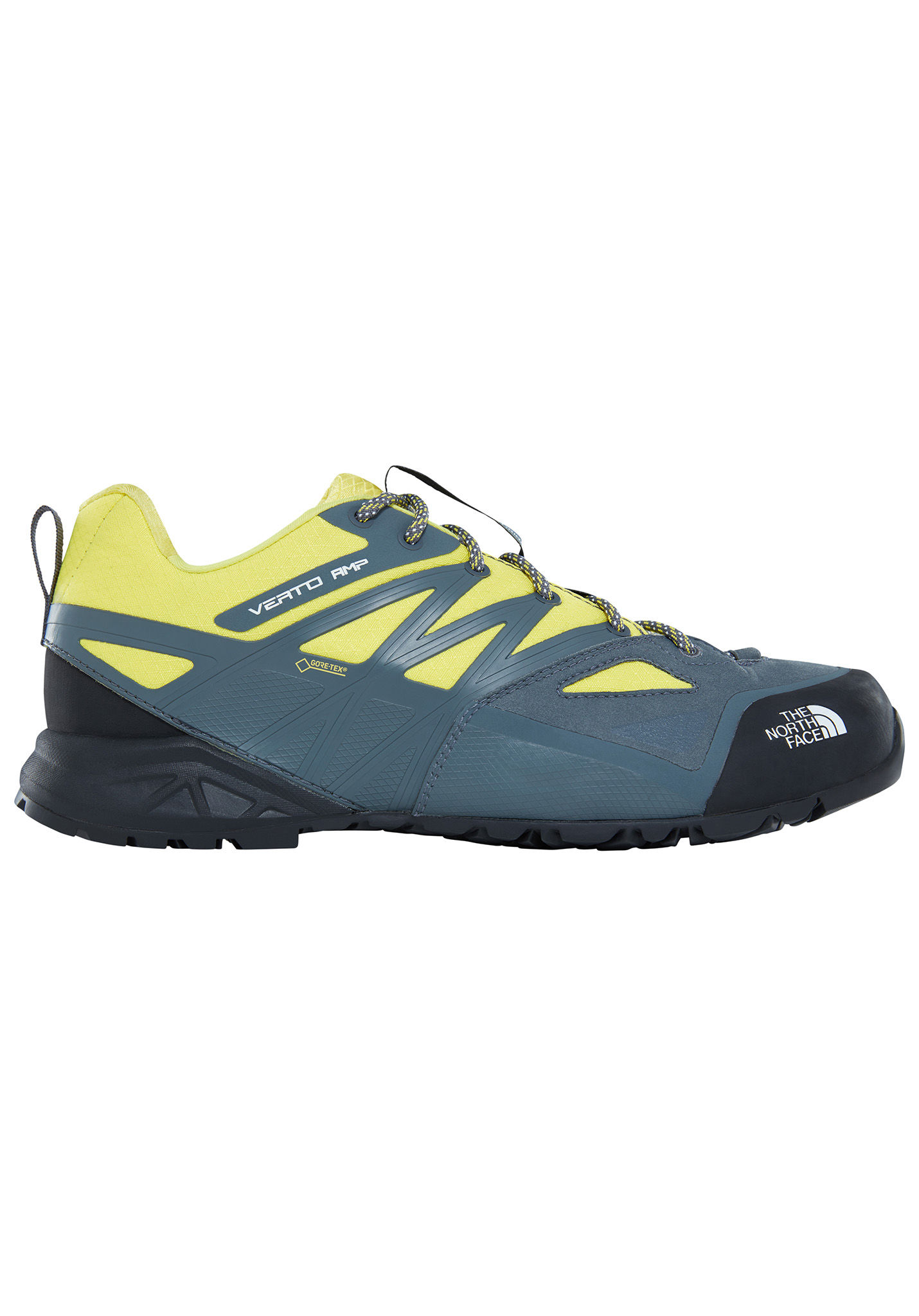 d3db4108ed5 THE NORTH FACE Verto Amp GTX - Trekking Shoes for Men - Grey - Planet Sports