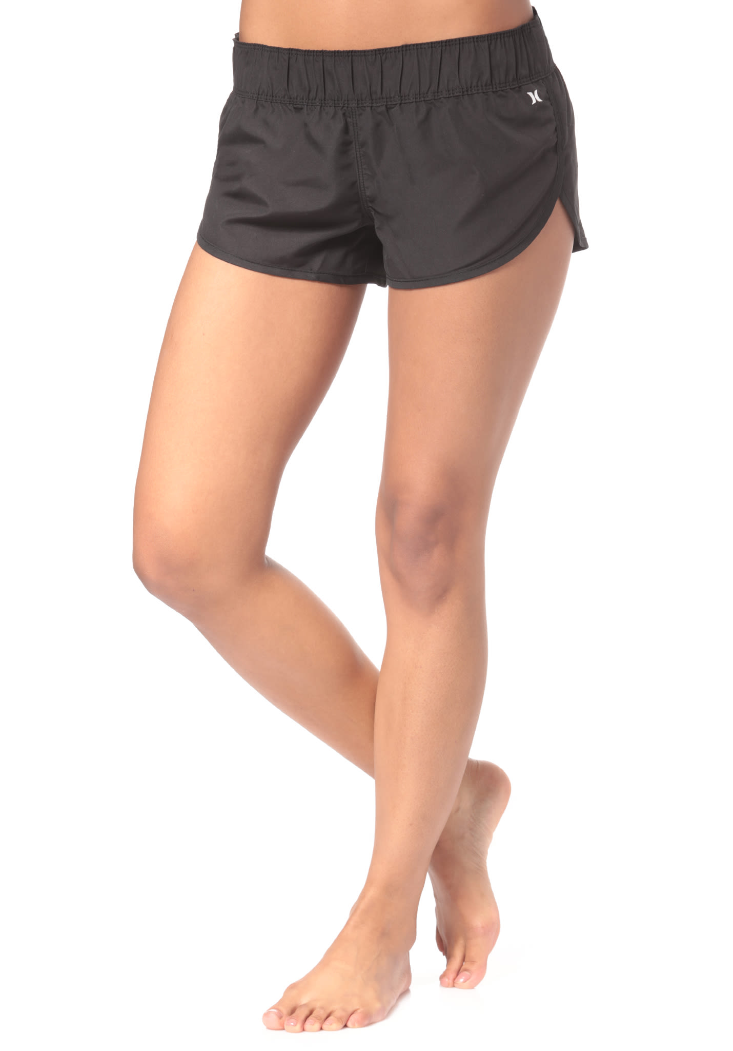 Hurley Supersuede Beachrider - Boardshorts for Women - Black - Planet Sports bffa803af
