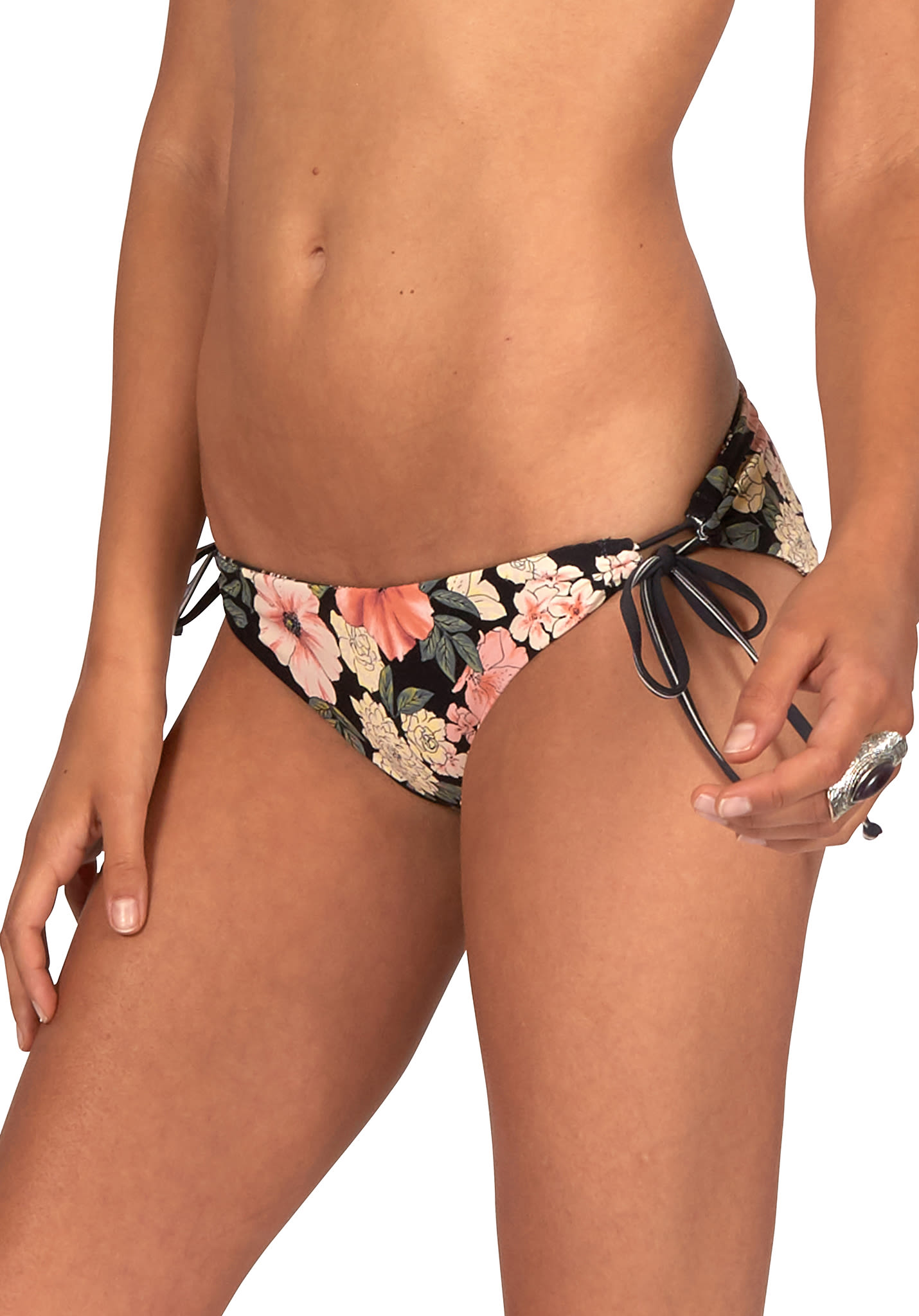 ea19d8823e4966 BILLABONG Away We Go Rev Lowrider - Bikini Hose für Damen - Mehrfarbig -  Planet Sports