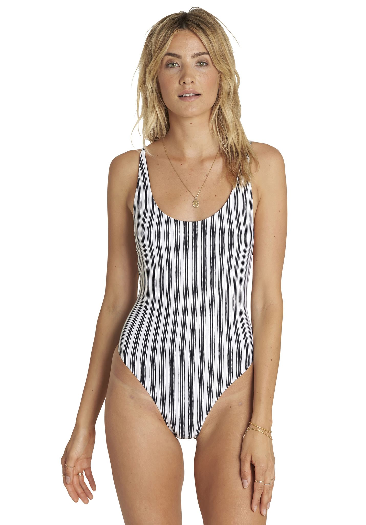 8144399b0ec BILLABONG My Line - One-piece Swimsuit for Women - Multicolor - Planet  Sports