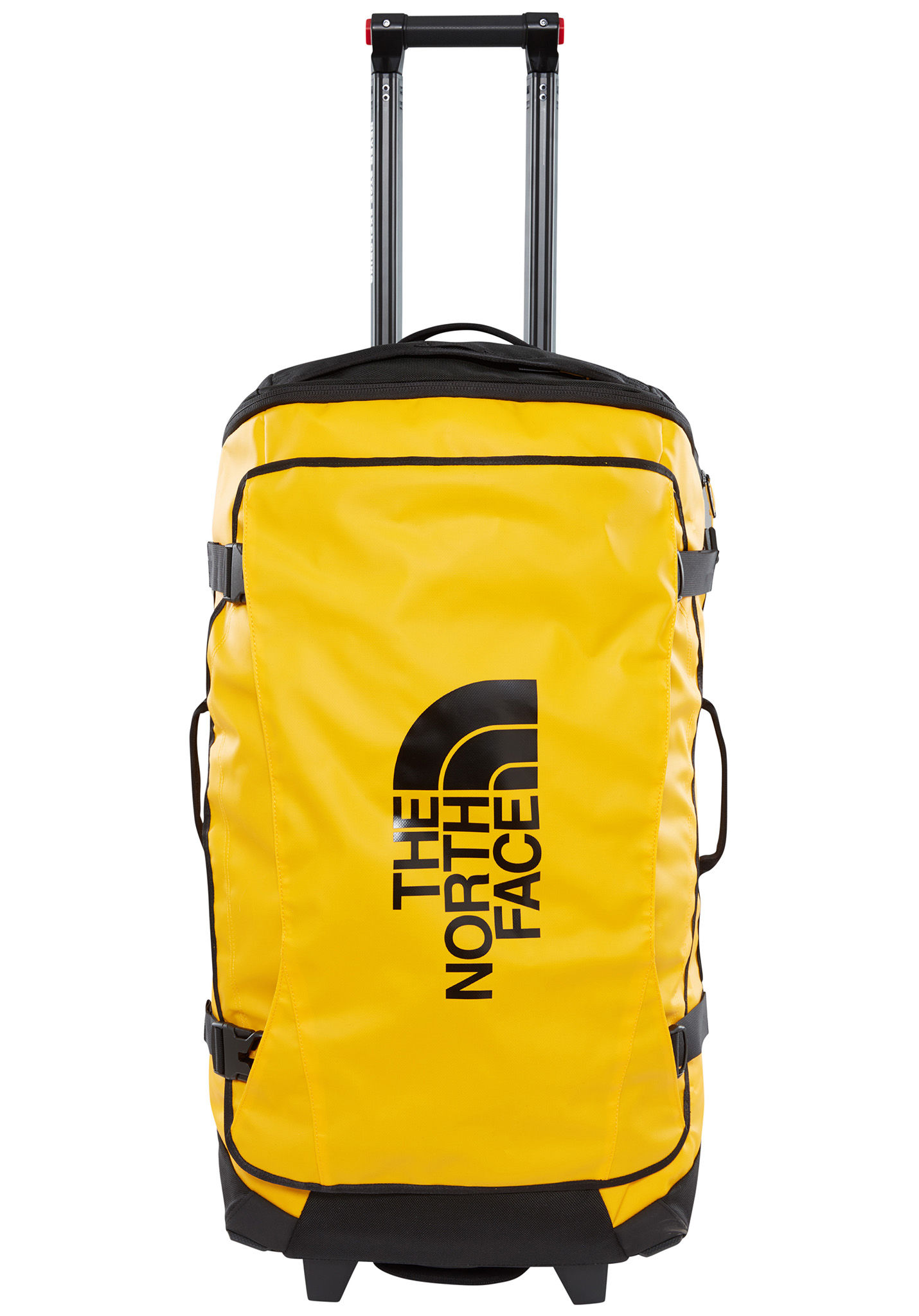 533be87461 THE NORTH FACE Rolling Thunder - 80L - Sac de voyage - Jaune - Planet Sports