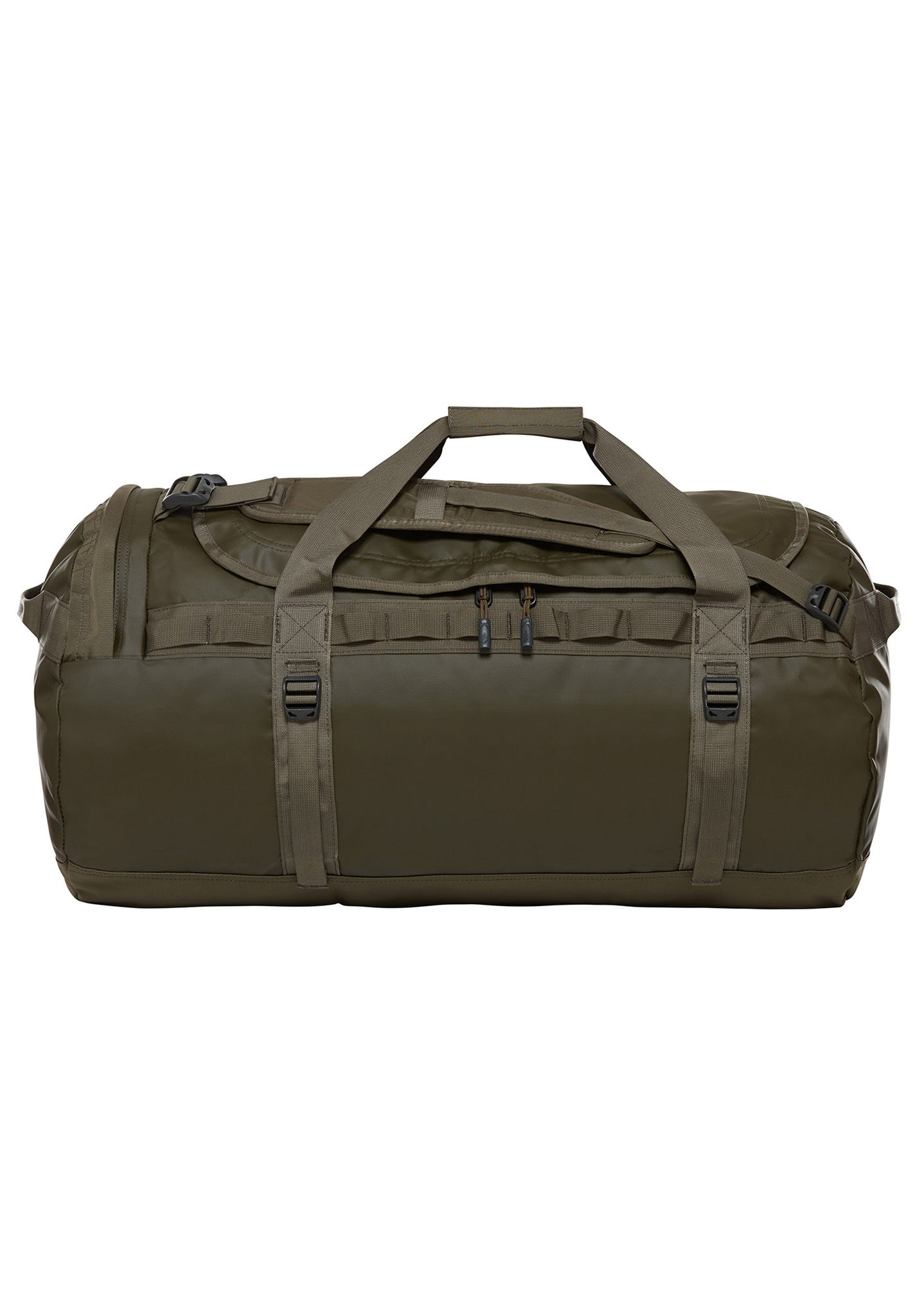 0793f0747 THE NORTH FACE Base Camp Duffel L - Gym Bag - Green