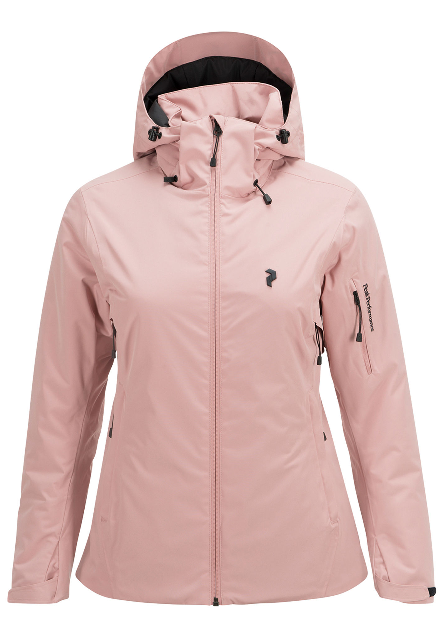 057b9dc807 PEAK PERFORMANCE Anima - Outdoor Jacket for Women - Pink - Planet Sports