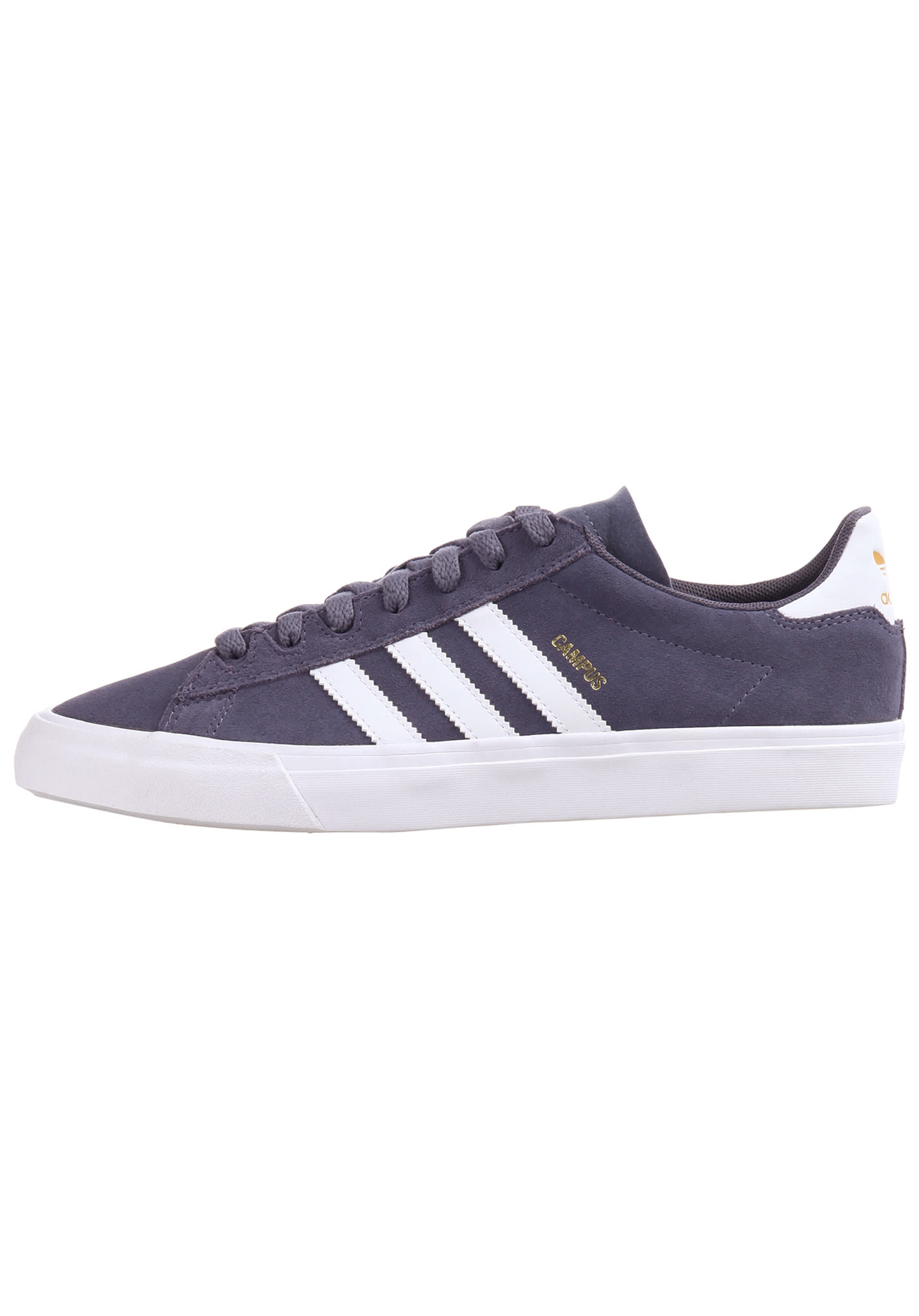 the latest 18fd4 13941 Adidas Skateboarding Campus Vulc II - Sneakers voor Heren - Blauw - Planet  Sports