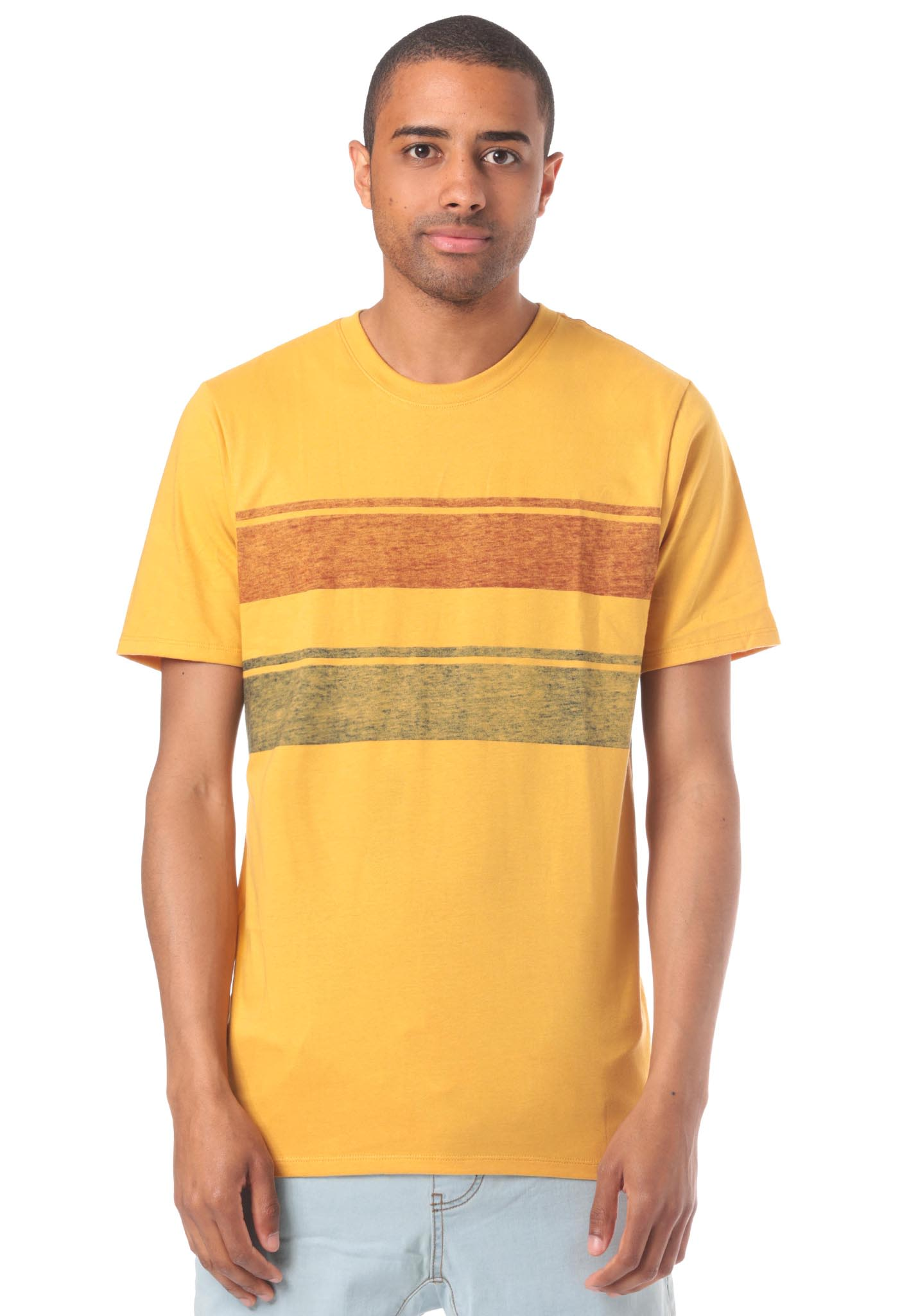 de4eeba569 Hurley Pendleton Yellowstone - T-Shirt for Men - Gold - Planet Sports