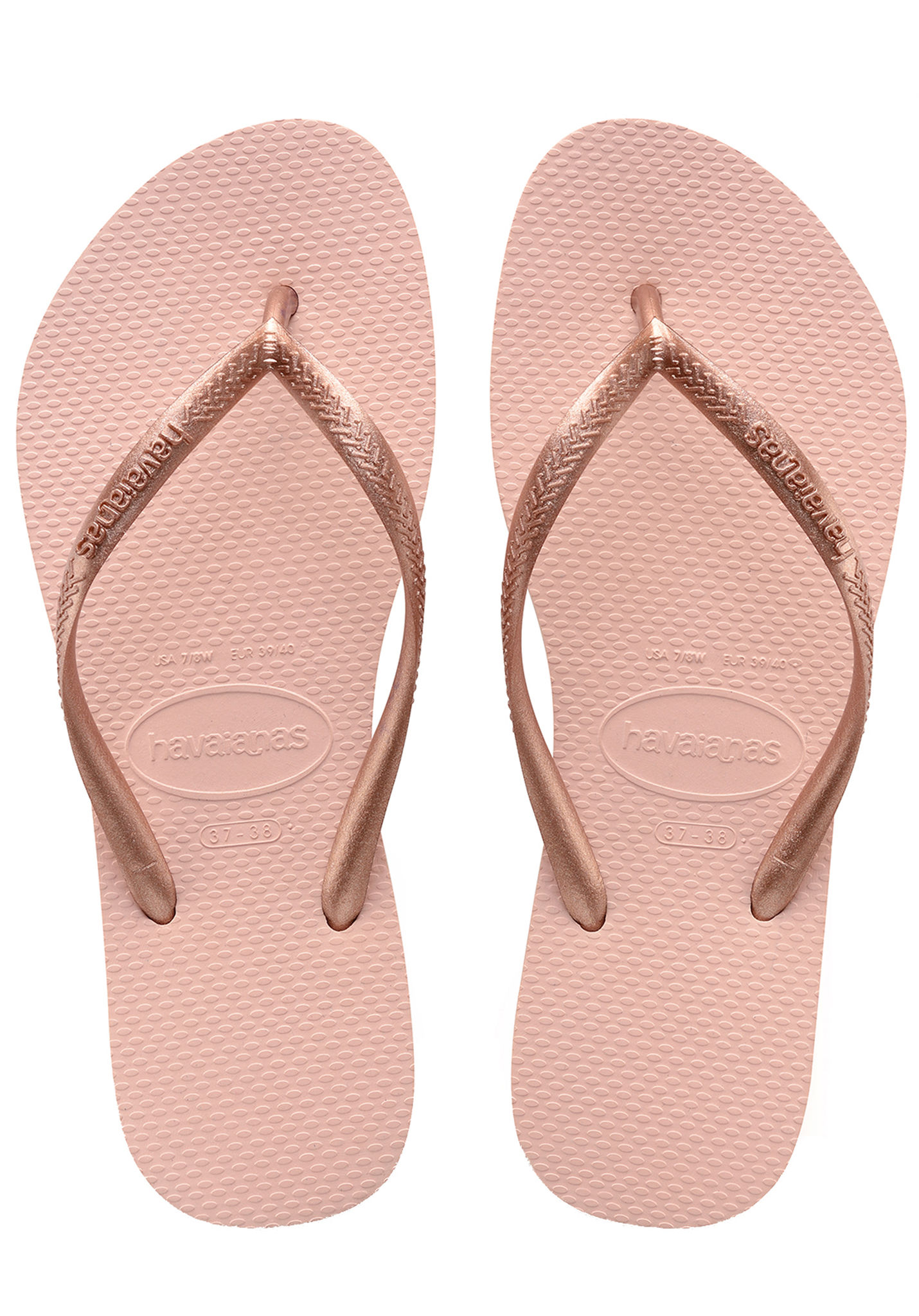 new lower prices detailed images pretty cheap HAVAIANAS Slim - Sandals for Women - Pink