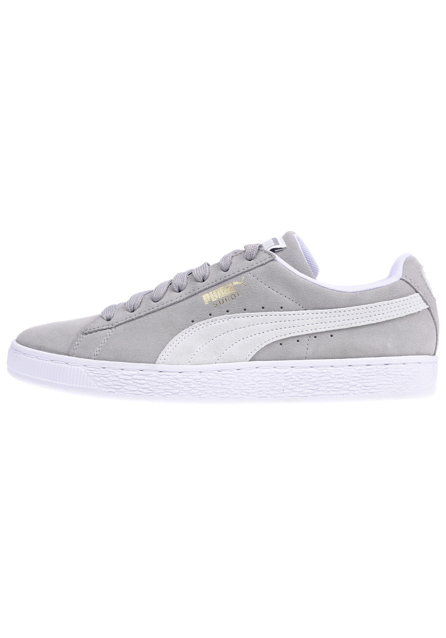 4323e95711b Puma Suede Classic - Sneakers voor Heren - Grijs - Planet Sports