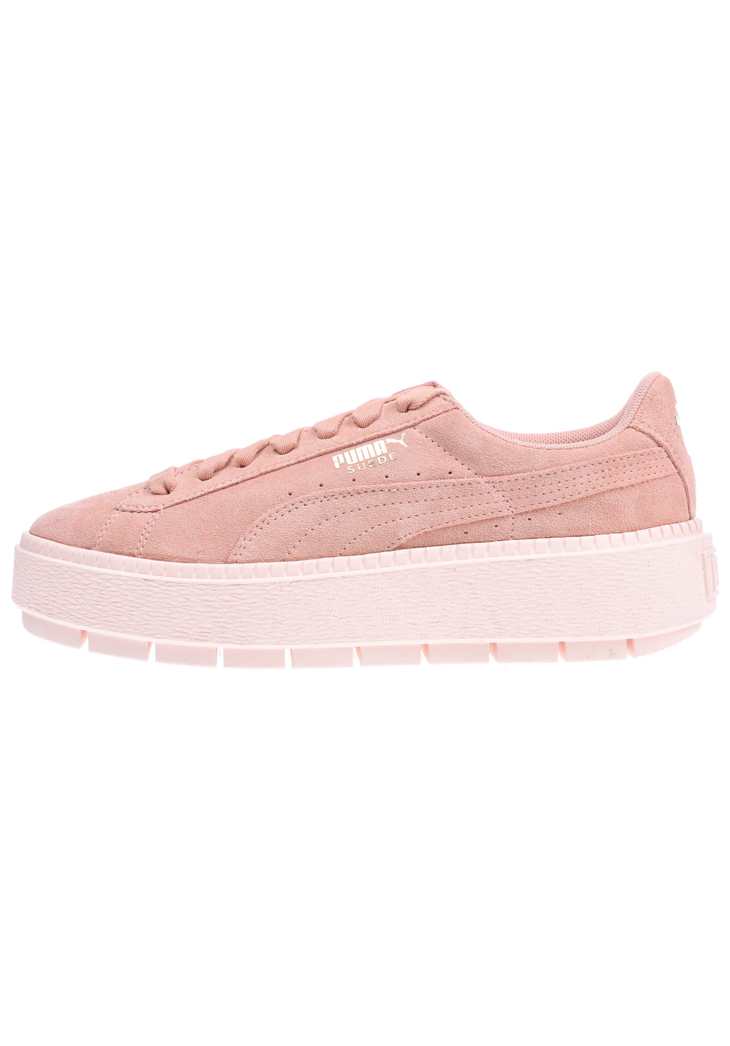 big sale 443e7 68d3c Puma Platform Trace - Sneakers for Women - Pink
