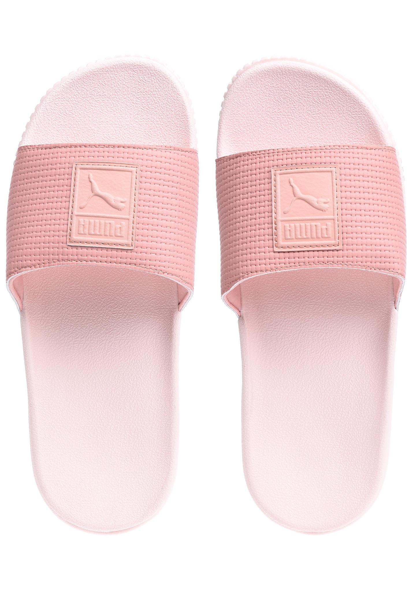 9dcfa63321b1 Puma Platform Slide EP - Sandals for Women - Pink - Planet Sports