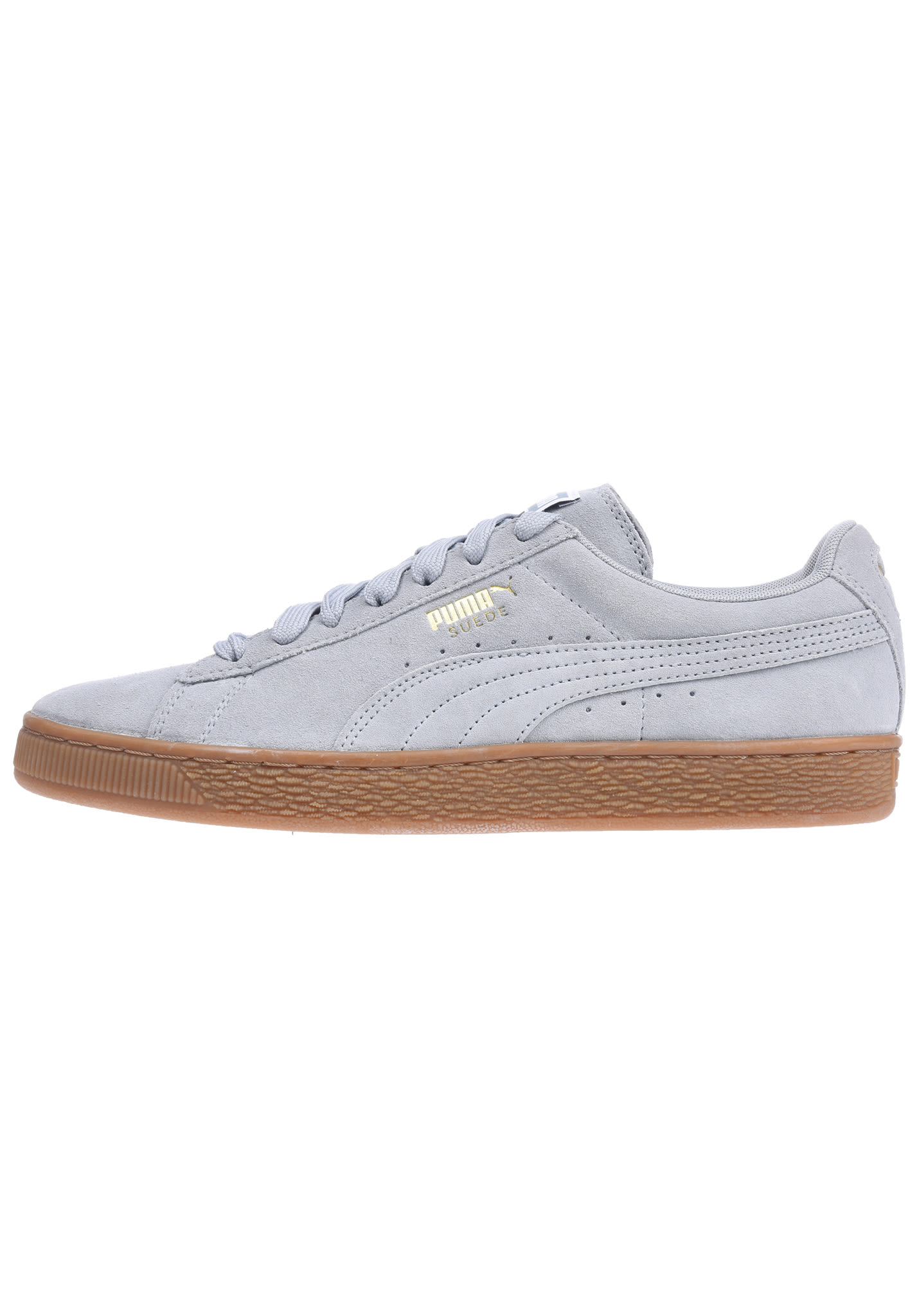 ab7f73a8e7a Puma Suede Classic Gum - Sneakers voor Heren - Blauw - Planet Sports