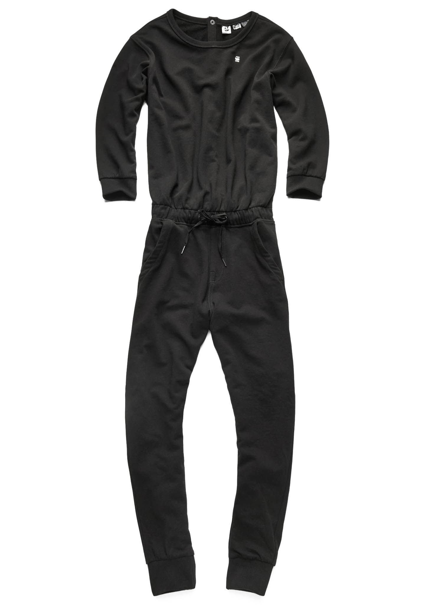 8a87313b76bd G-STAR Dundja Boyfriend 3 4-Sleeve - Jumpsuit voor Dames - Zwart - Planet  Sports