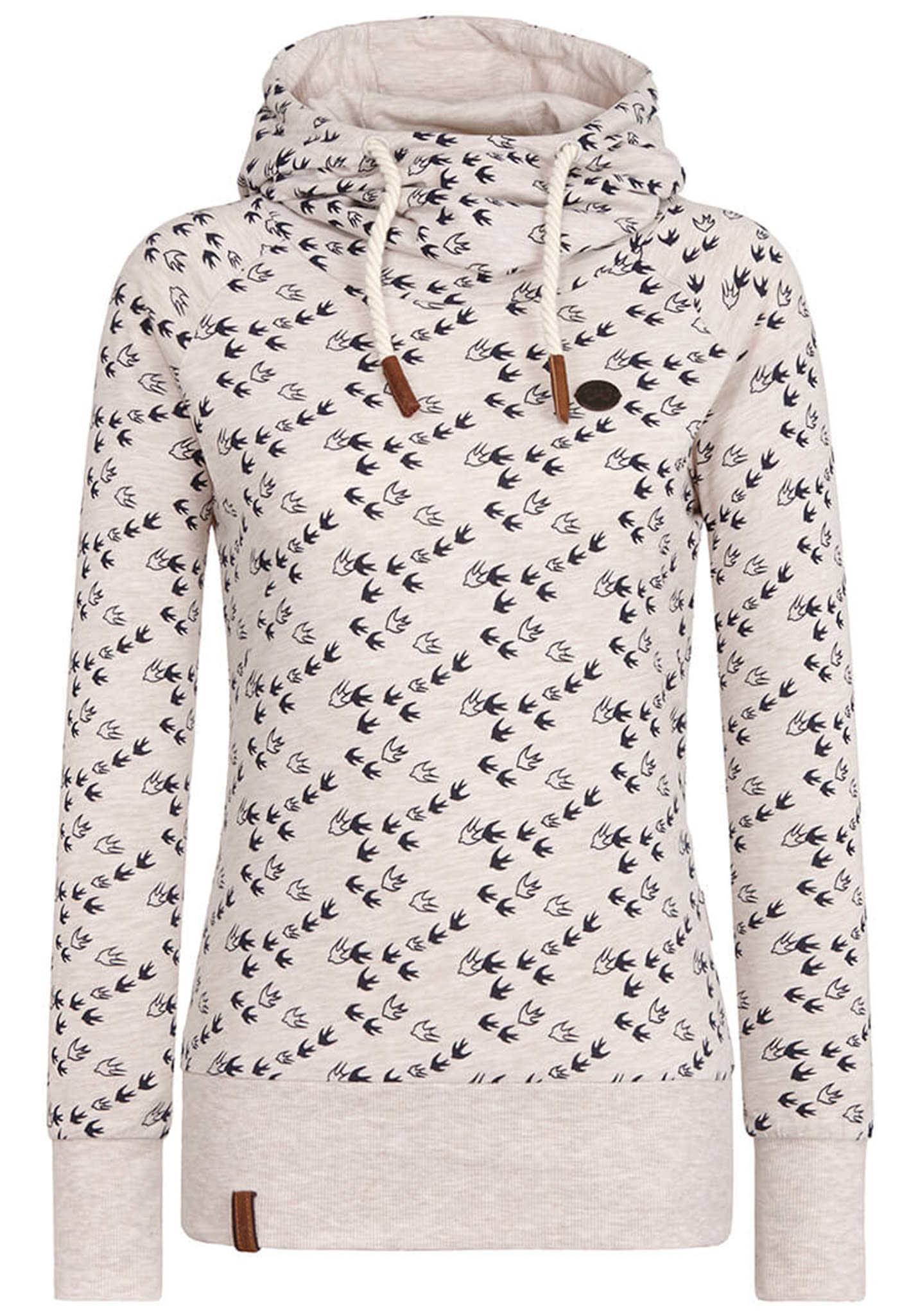 NAKETANO Mandy Will Vögel(n) II | Pullover shirt
