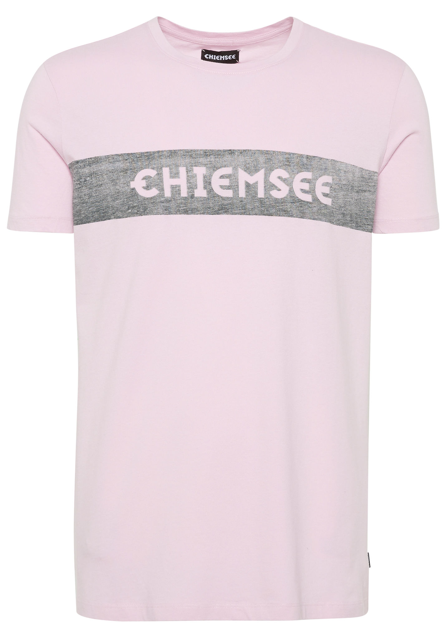 f9b046694f2434 Chiemsee T-Shirt - T-Shirt für Herren - Pink - Planet Sports
