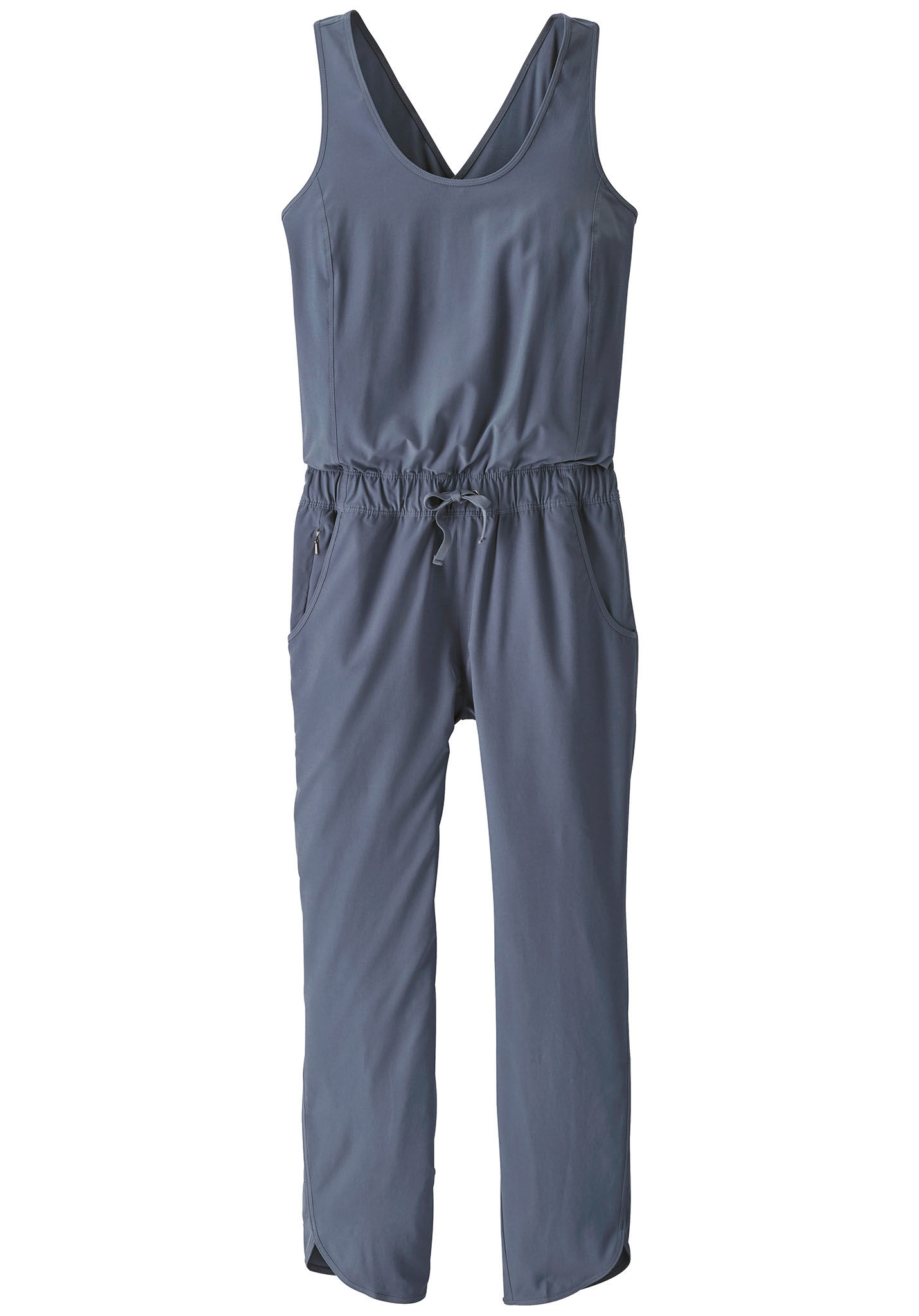 74f91e25bccf PATAGONIA Fleetwith Romper - Jumpsuit for Women - Blue - Planet Sports