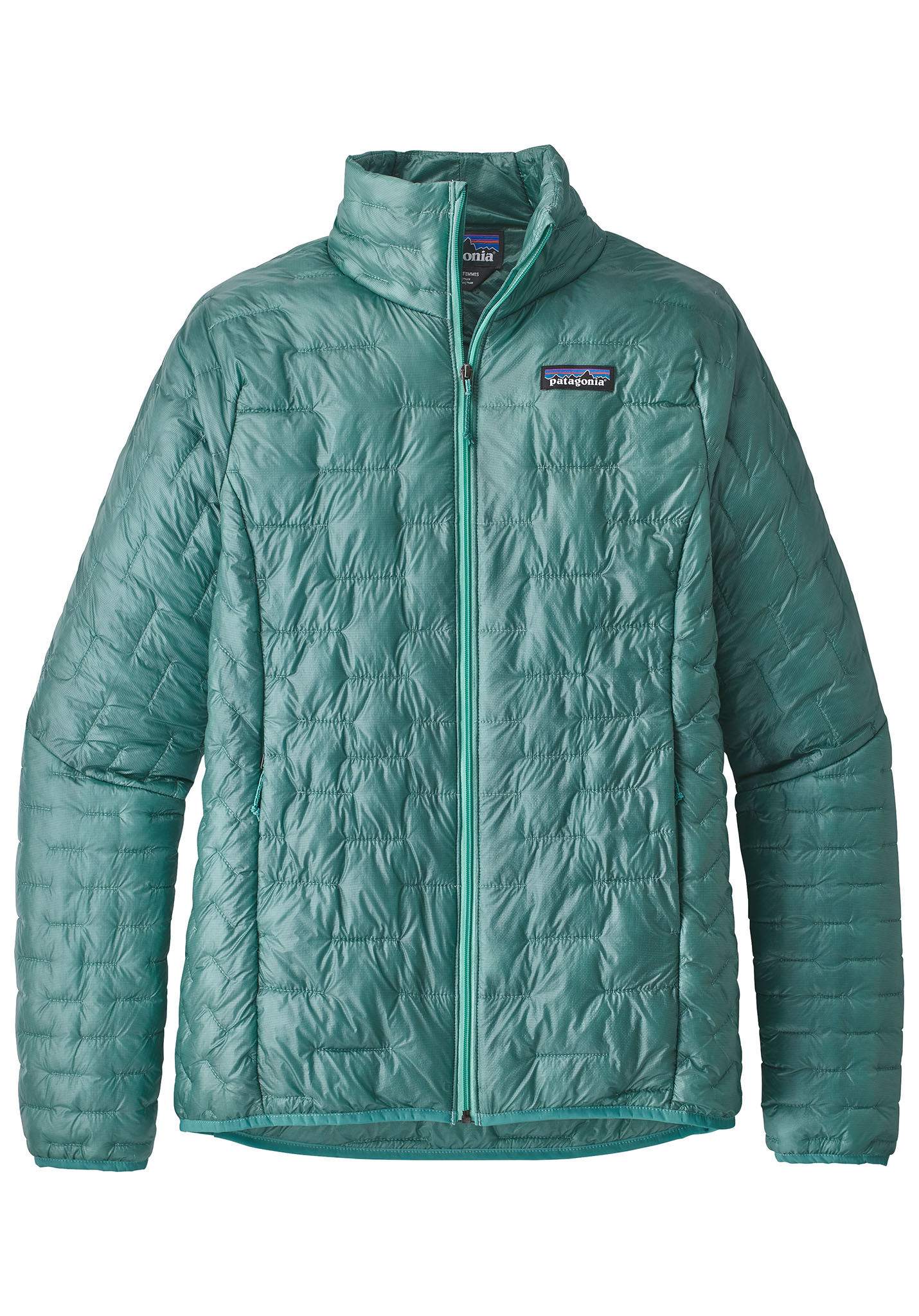 0ca7d2c3de7 PATAGONIA Micro Puff - Outdoor Jacket for Women - Green - Planet Sports