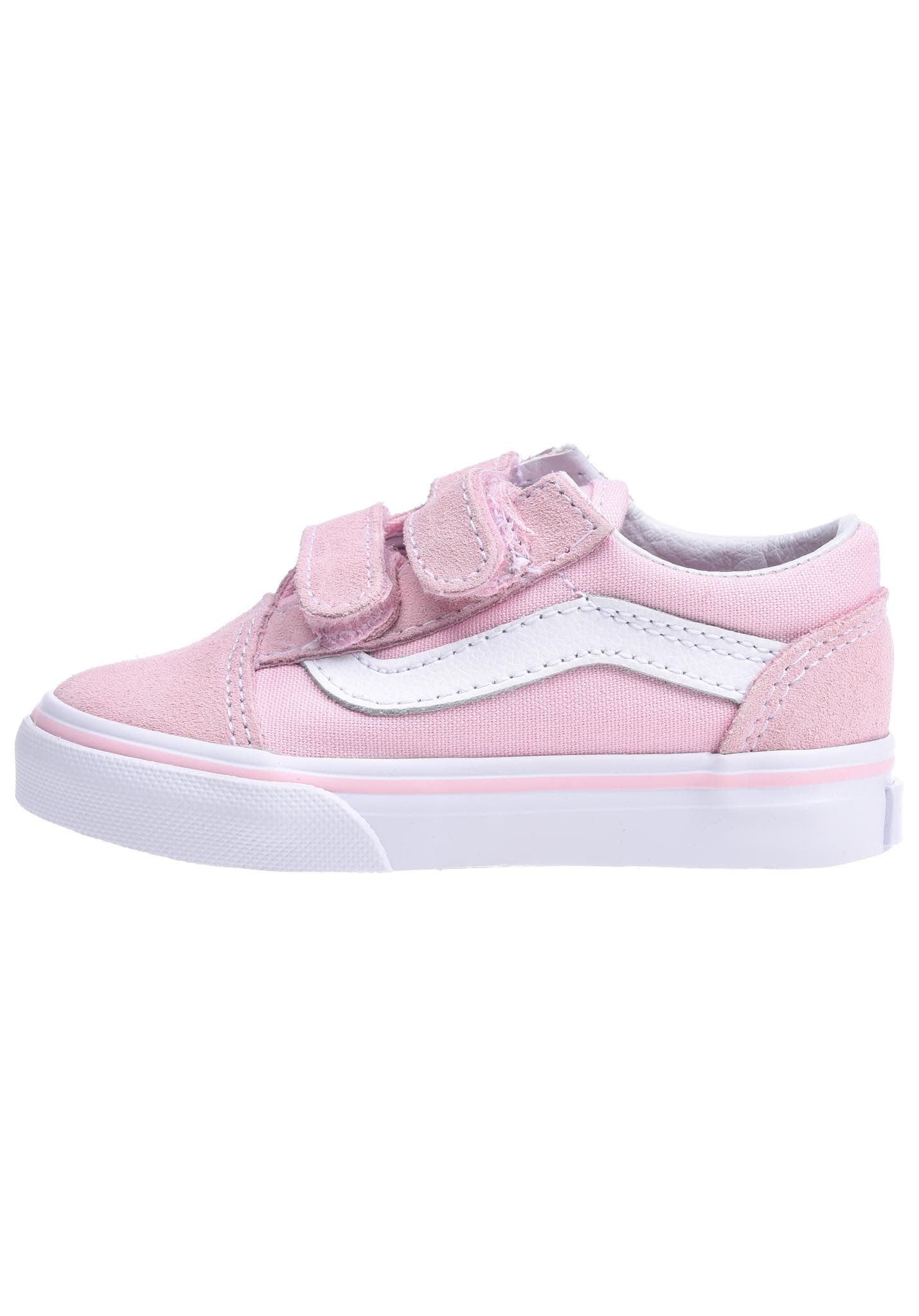 489e2070c35a24 Vans Old Skool V - Sneakers - Pink - Planet Sports
