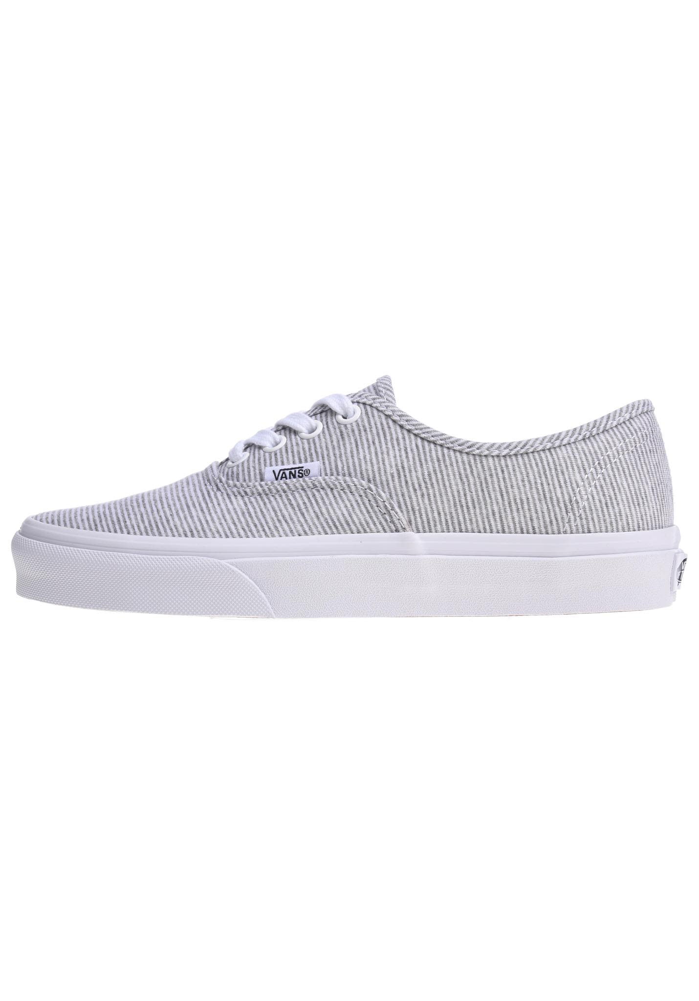 Vans Authentic - Baskets pour Femme - Gris