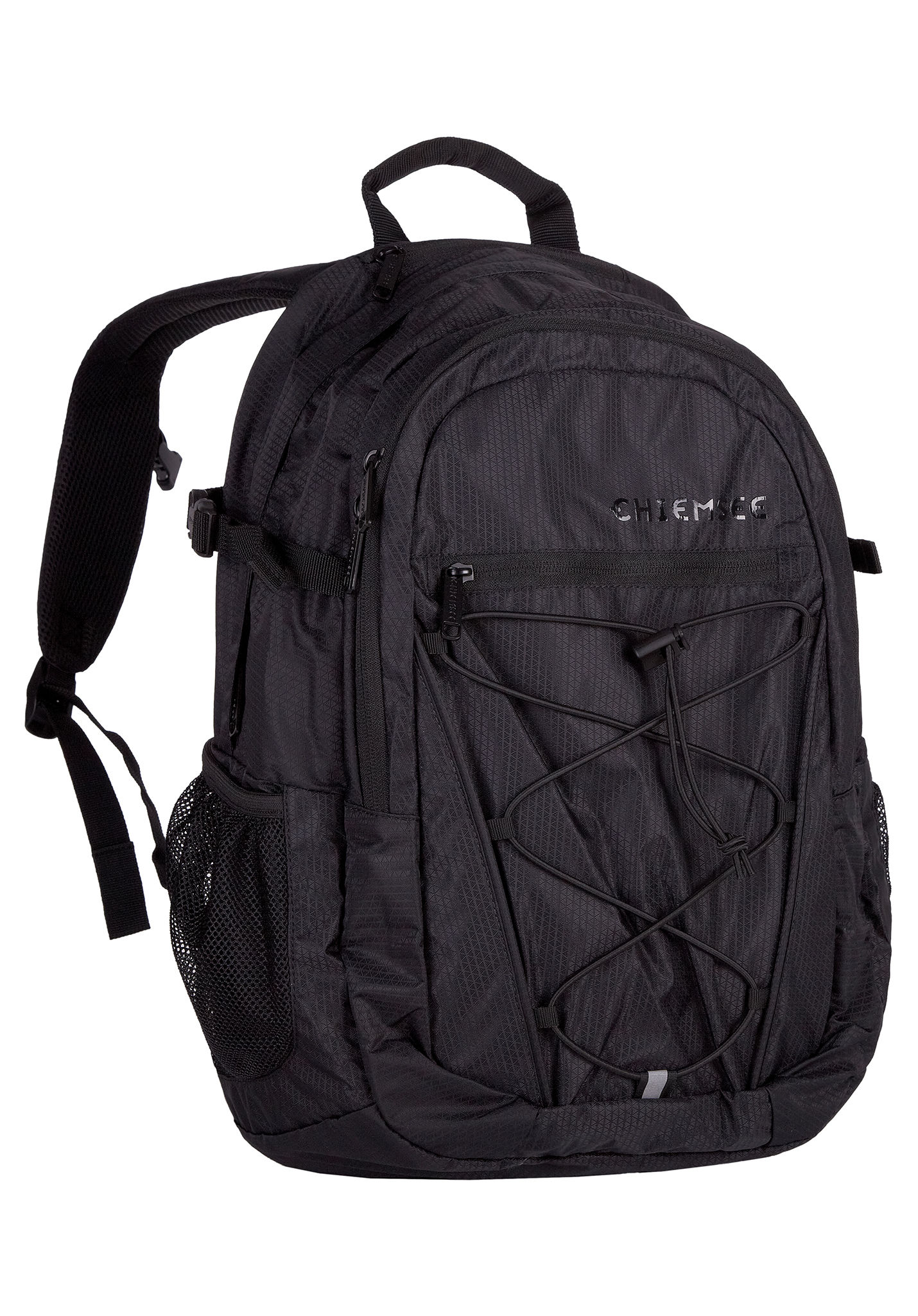 e4f57589c88cb0 Chiemsee Backpack - Rucksack - Schwarz - Planet Sports