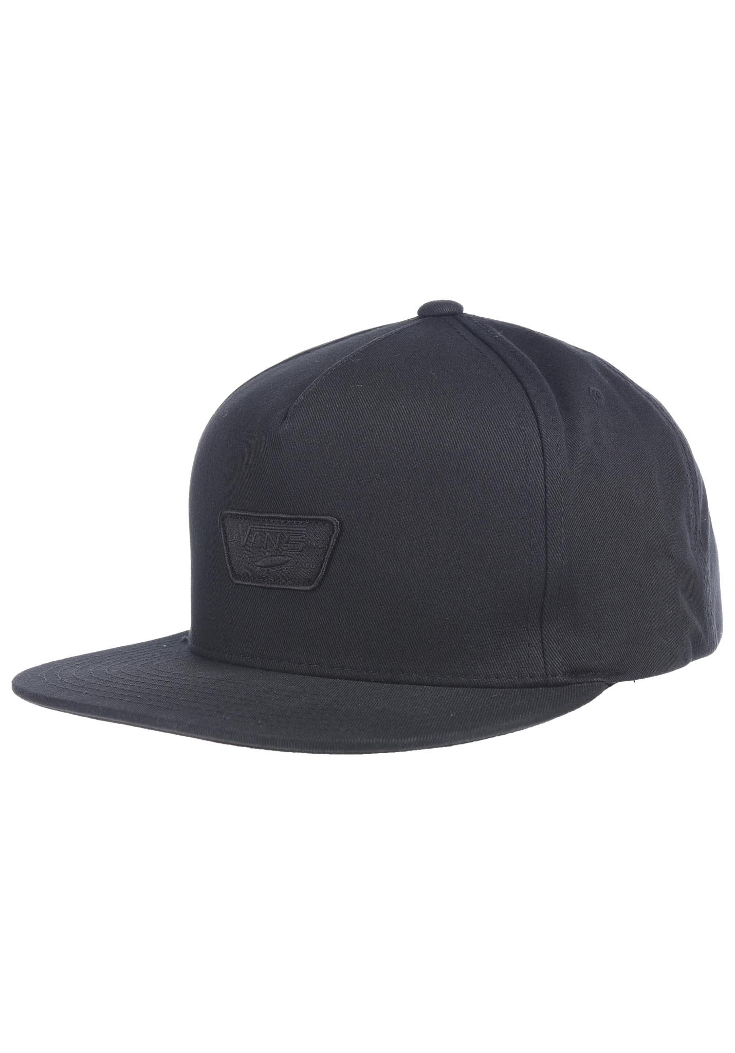 651d63c7a7a Vans Mini Full Patch II - Snapback Cap for Men - Black - Planet Sports