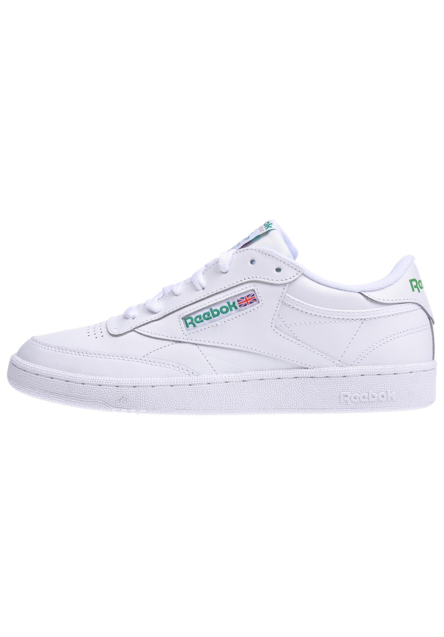 ae8ae456469 Reebok CLUB C 85 - Sneakers for Men - White - Planet Sports