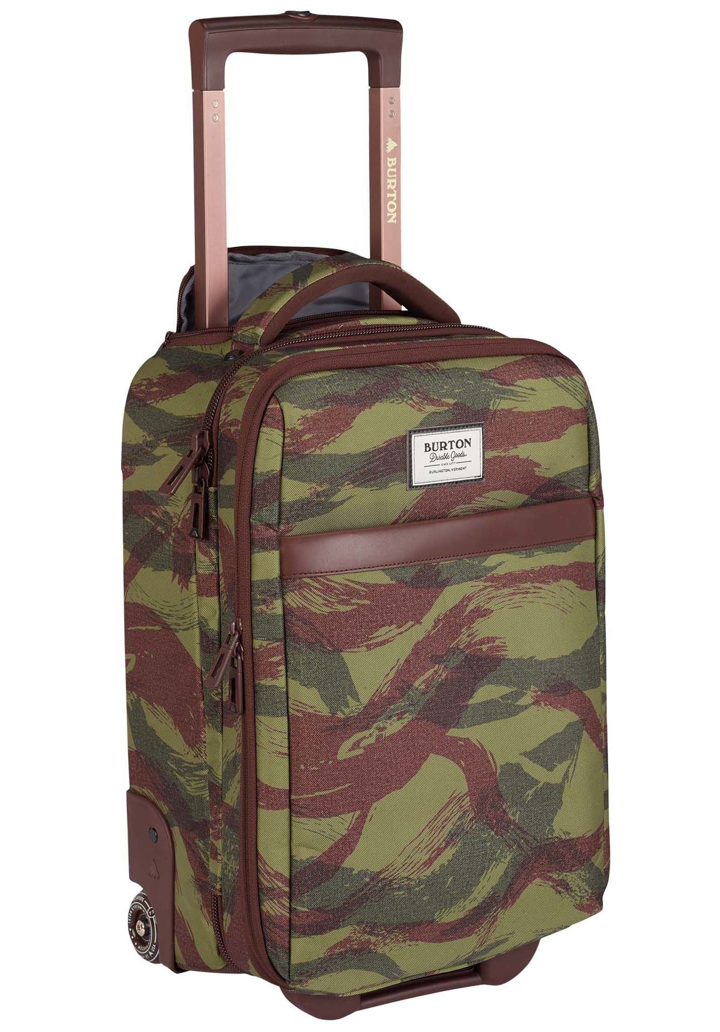 198a315ab4f Burton Wheelie Flyer - Reistas voor Heren - Camouflage - Planet Sports